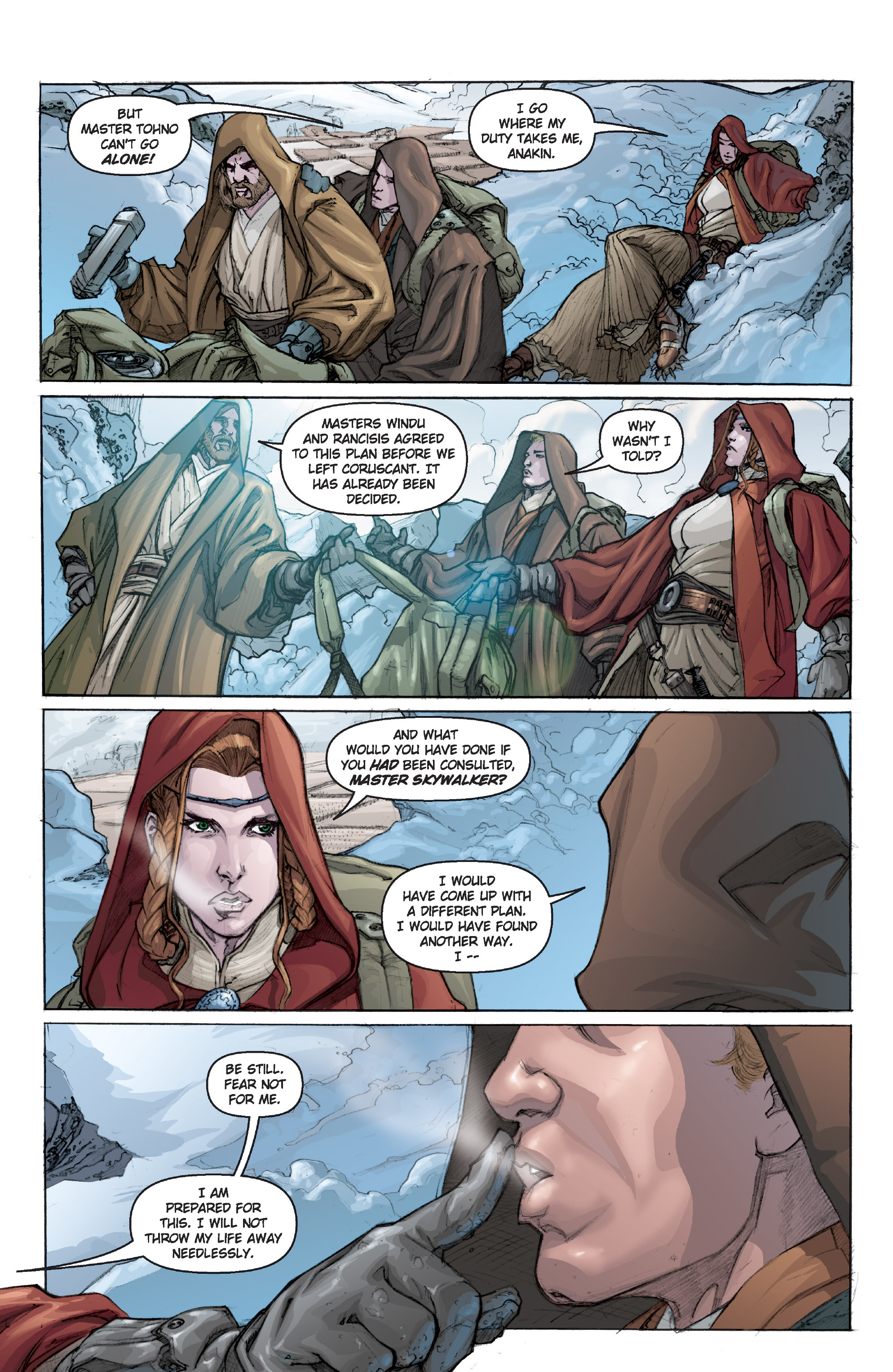 Read online Star Wars Omnibus comic -  Issue # Vol. 24 - 234