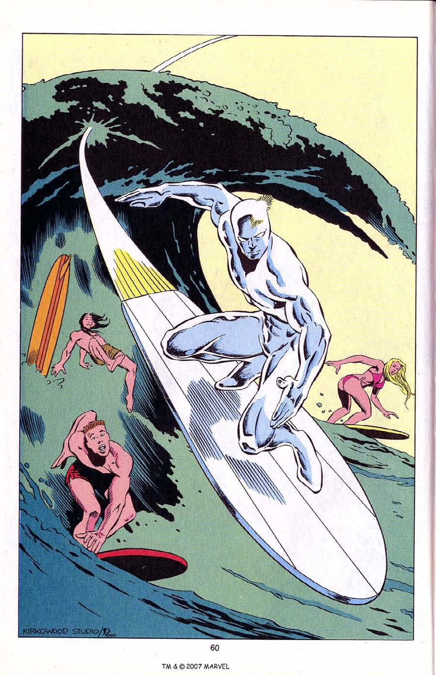 Read online Silver Surfer (1987) comic -  Issue # _Annual 5 - 62