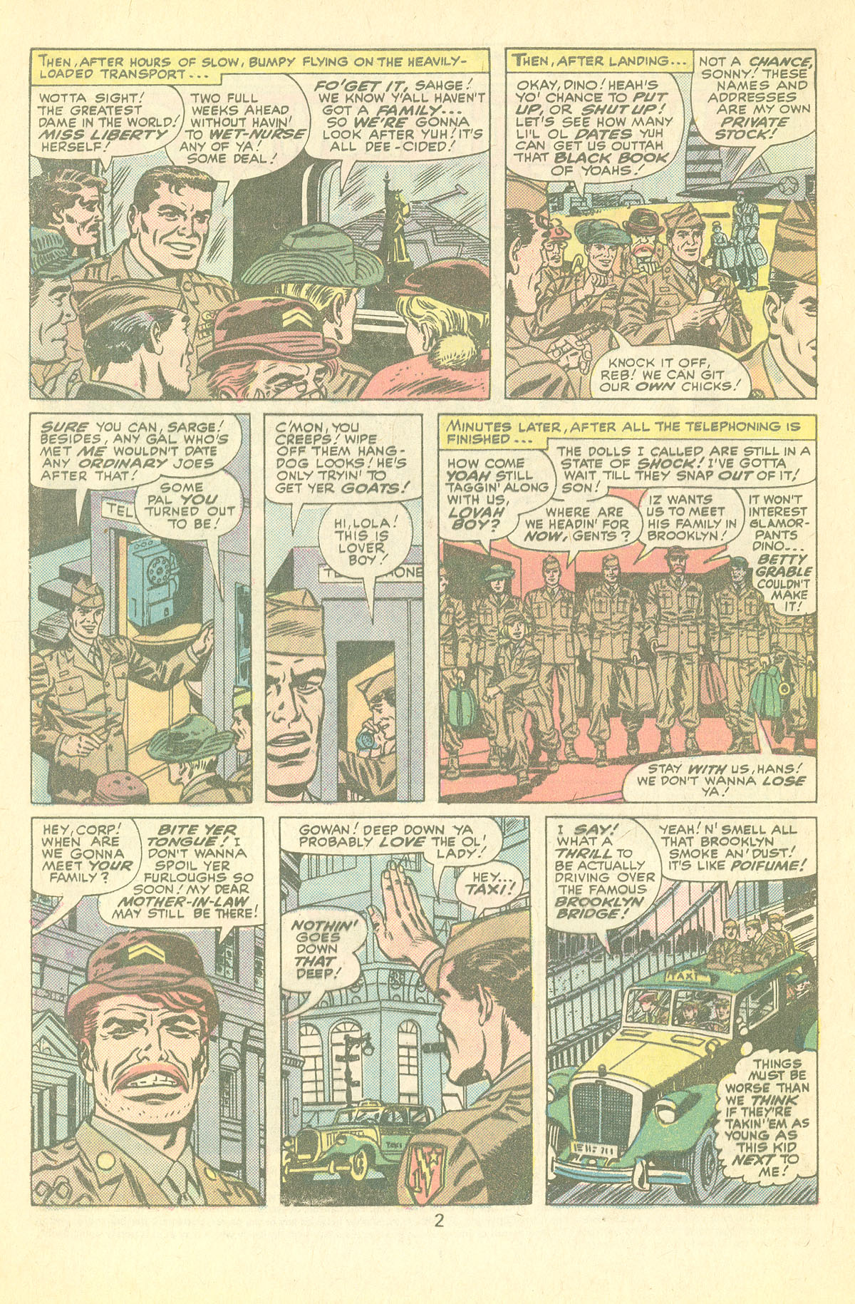 Read online Sgt. Fury comic -  Issue #126 - 4