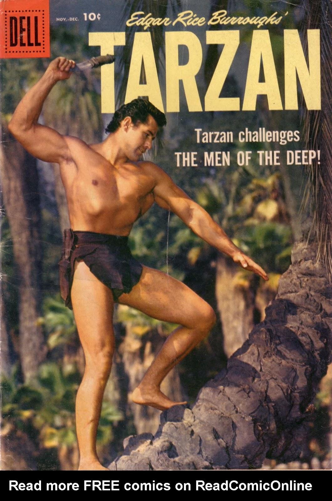 Tarzan (1948) issue 109 - Page 1