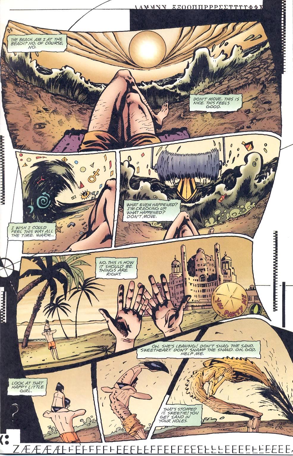 Read online Flinch comic -  Issue #7 - 10