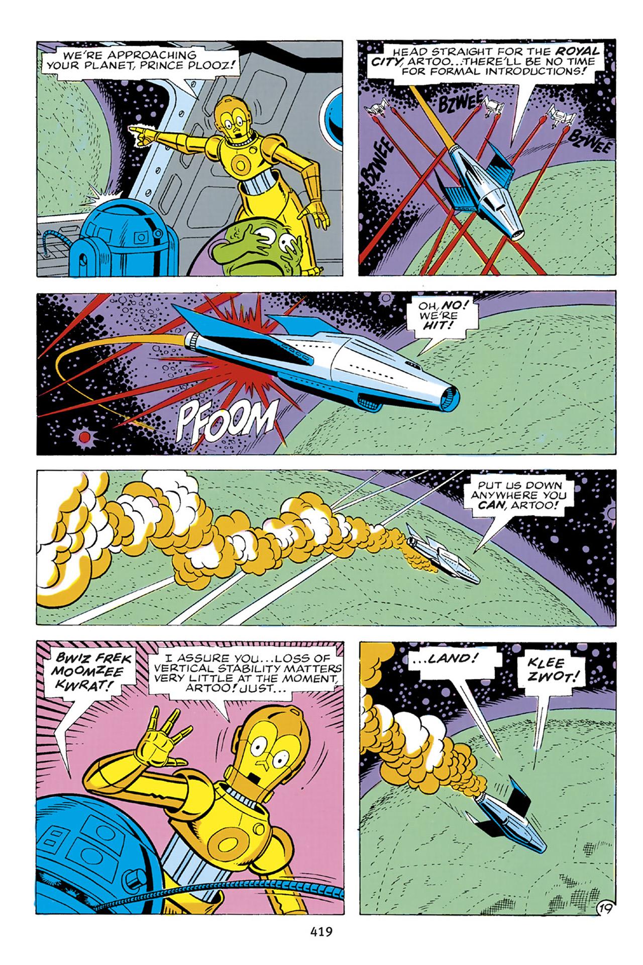 Read online Star Wars Omnibus comic -  Issue # Vol. 23.5 - 165