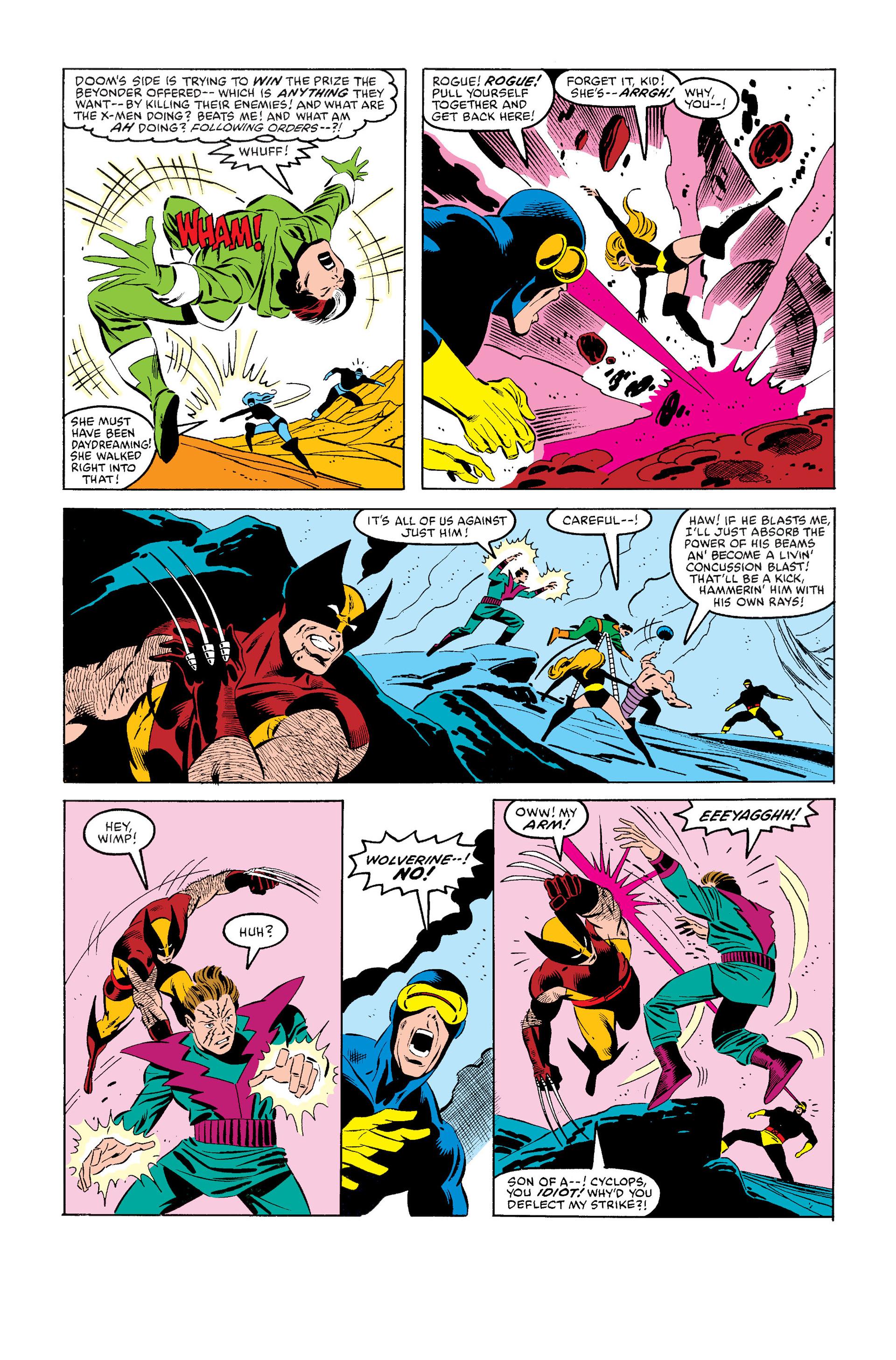 Read online Secret Wars (1985) comic -  Issue #6 - 20