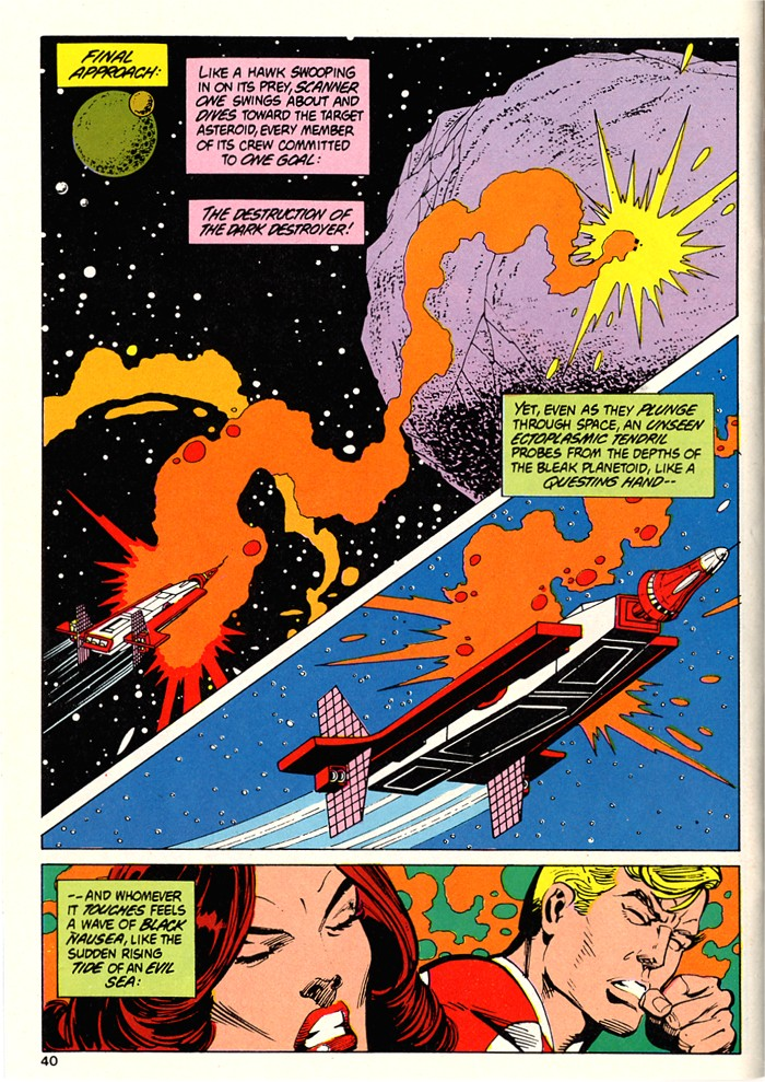 Read online Atari Force (1982) comic -  Issue #5 - 40