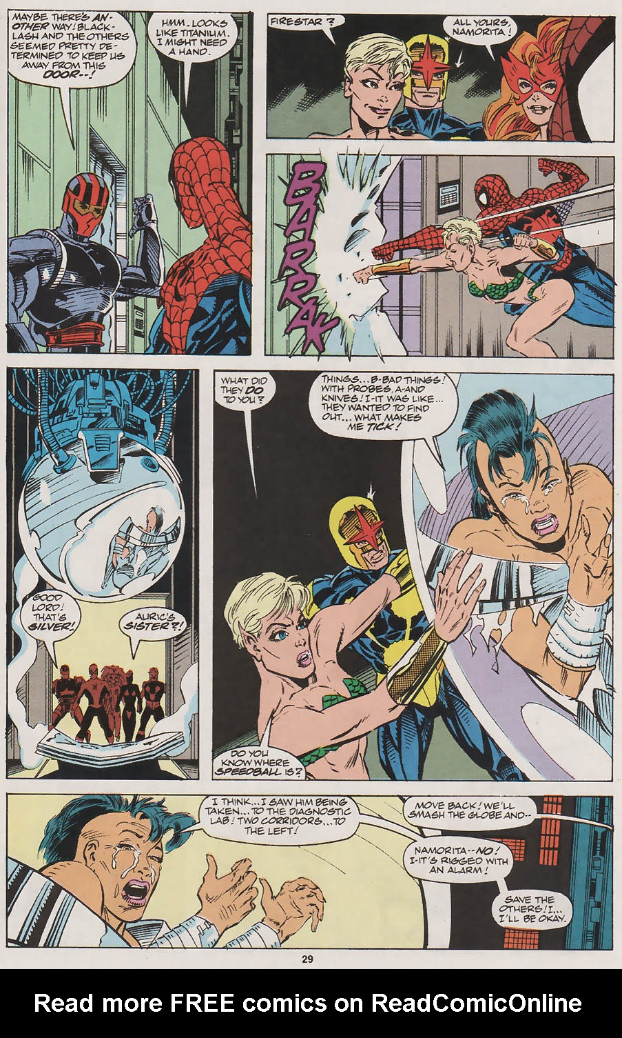 Web of Spider-Man (1985) _Annual 8 #8 - English 25