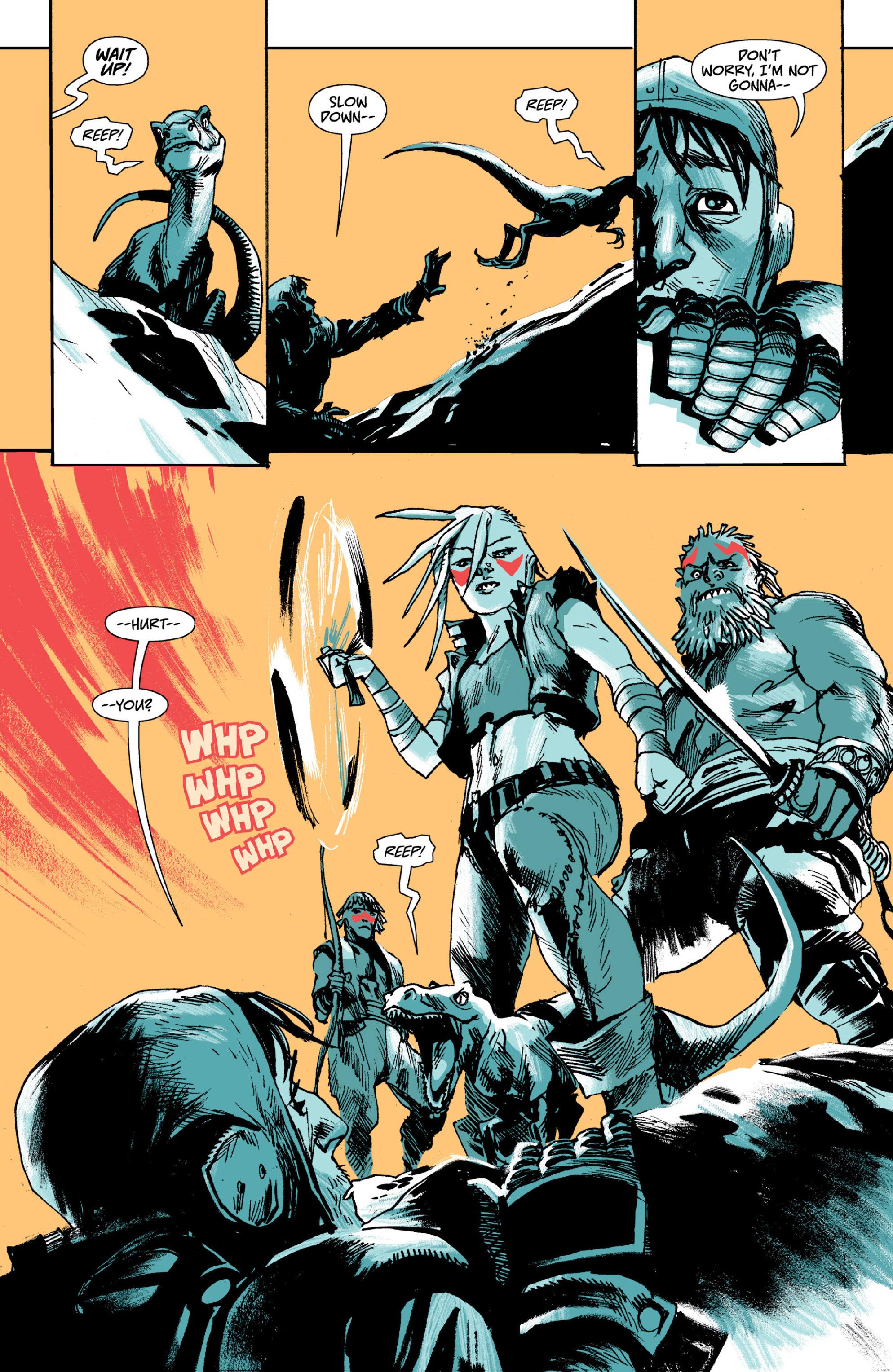 Read online Ei8ht comic -  Issue # TPB - 15