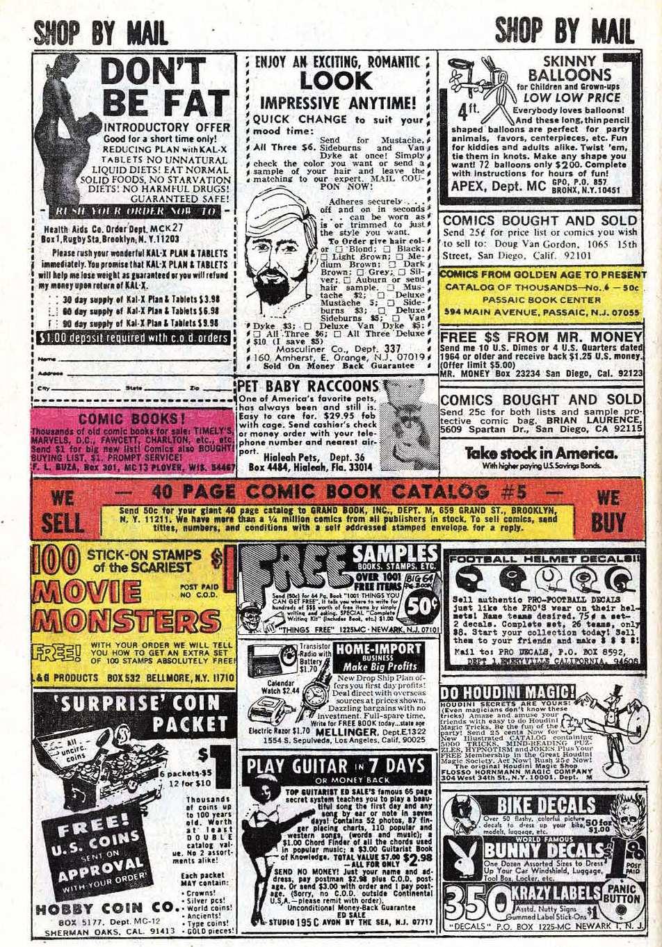 Read online Uncanny X-Men (1963) comic -  Issue #69 - 46