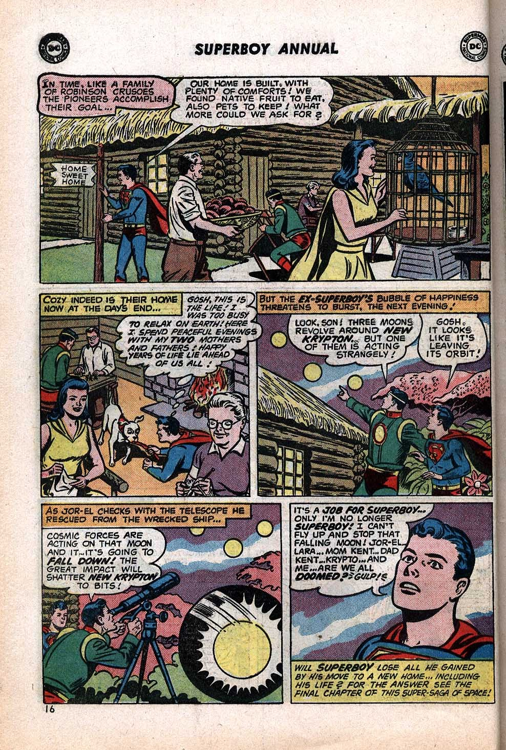 Superboy (1949) issue Annual 1 - Page 18