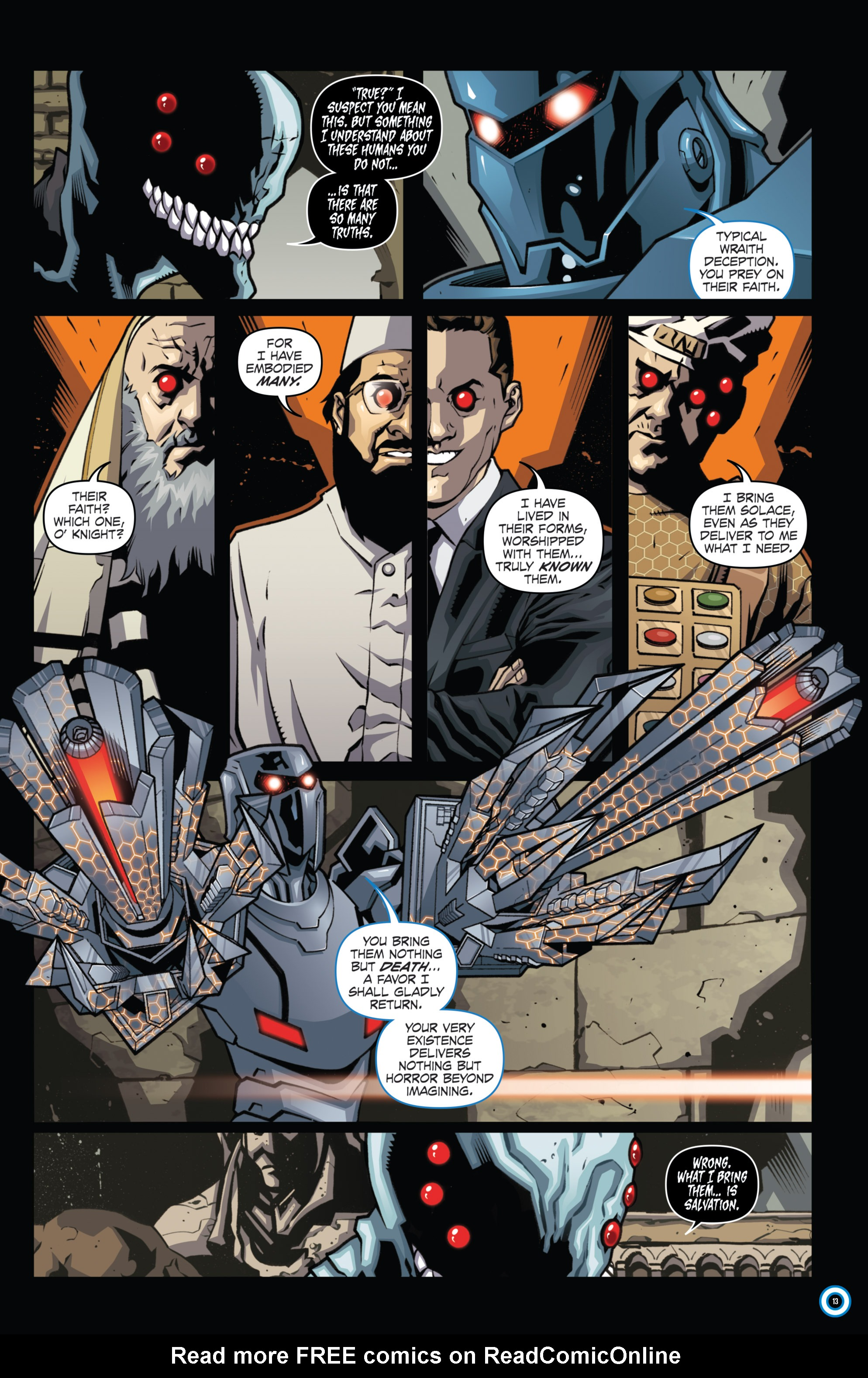 Read online ROM (2016) comic -  Issue #10 - 15