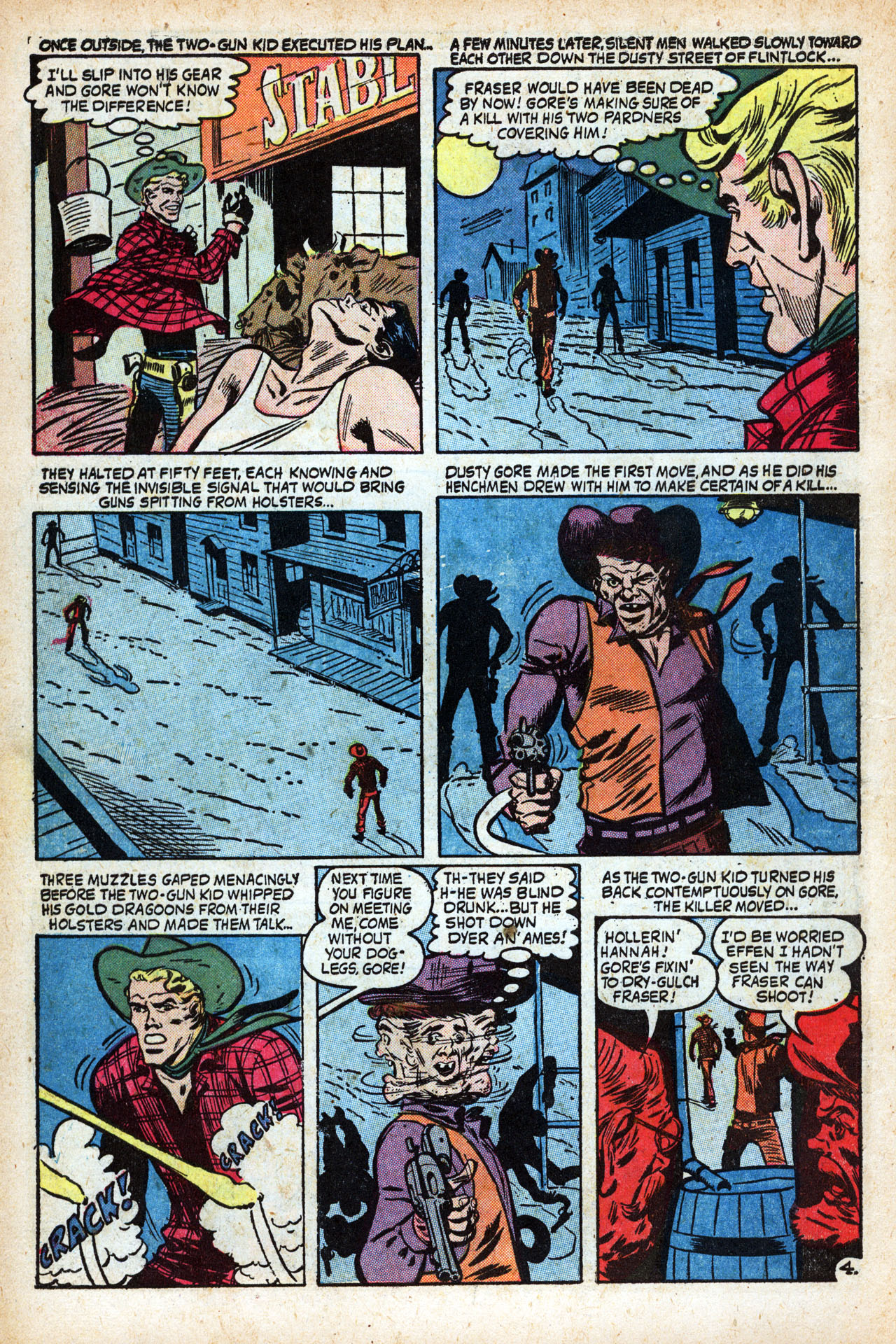 Read online Two-Gun Kid comic -  Issue #20 - 6