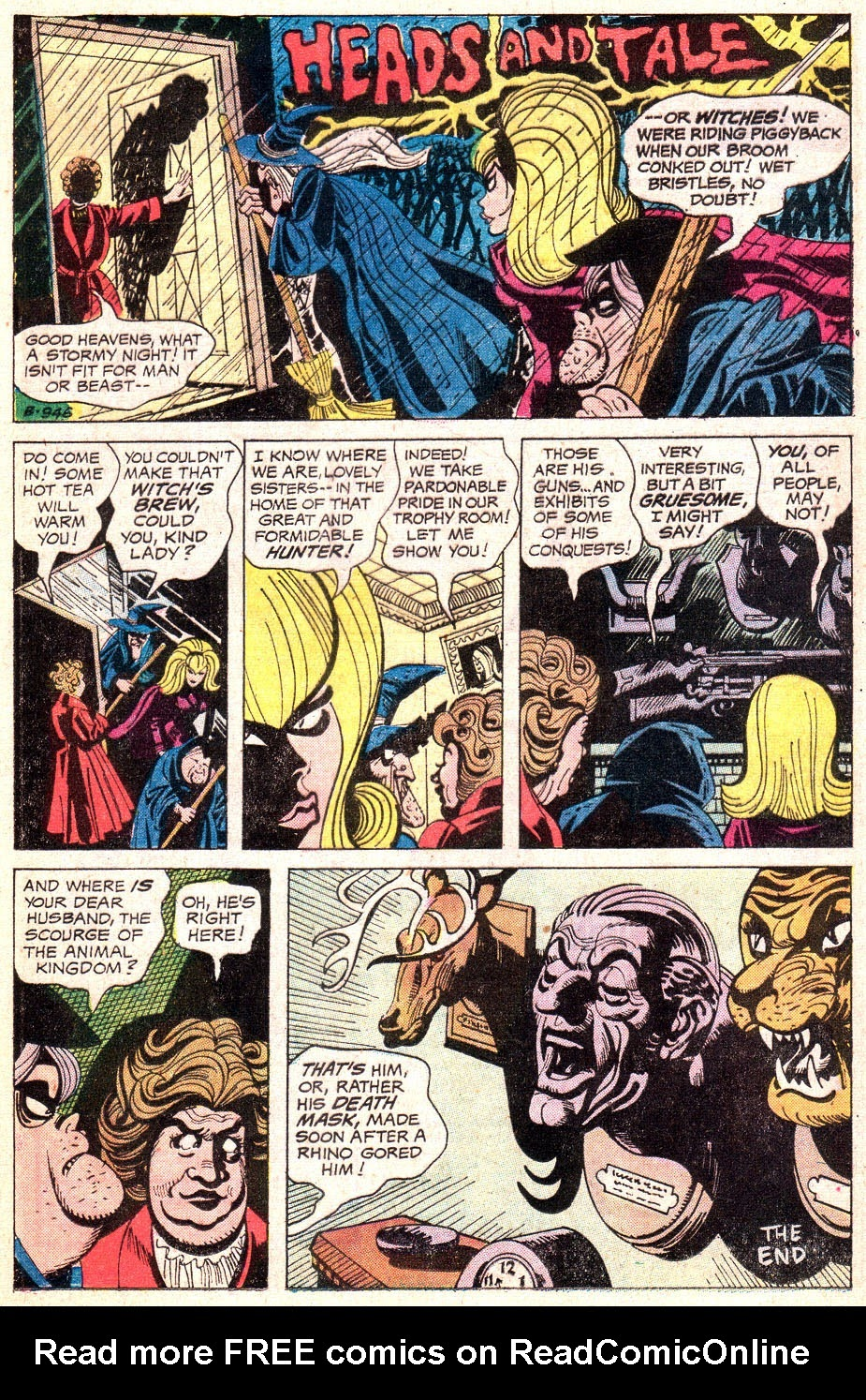The Witching Hour (1969) issue 25 - Page 13
