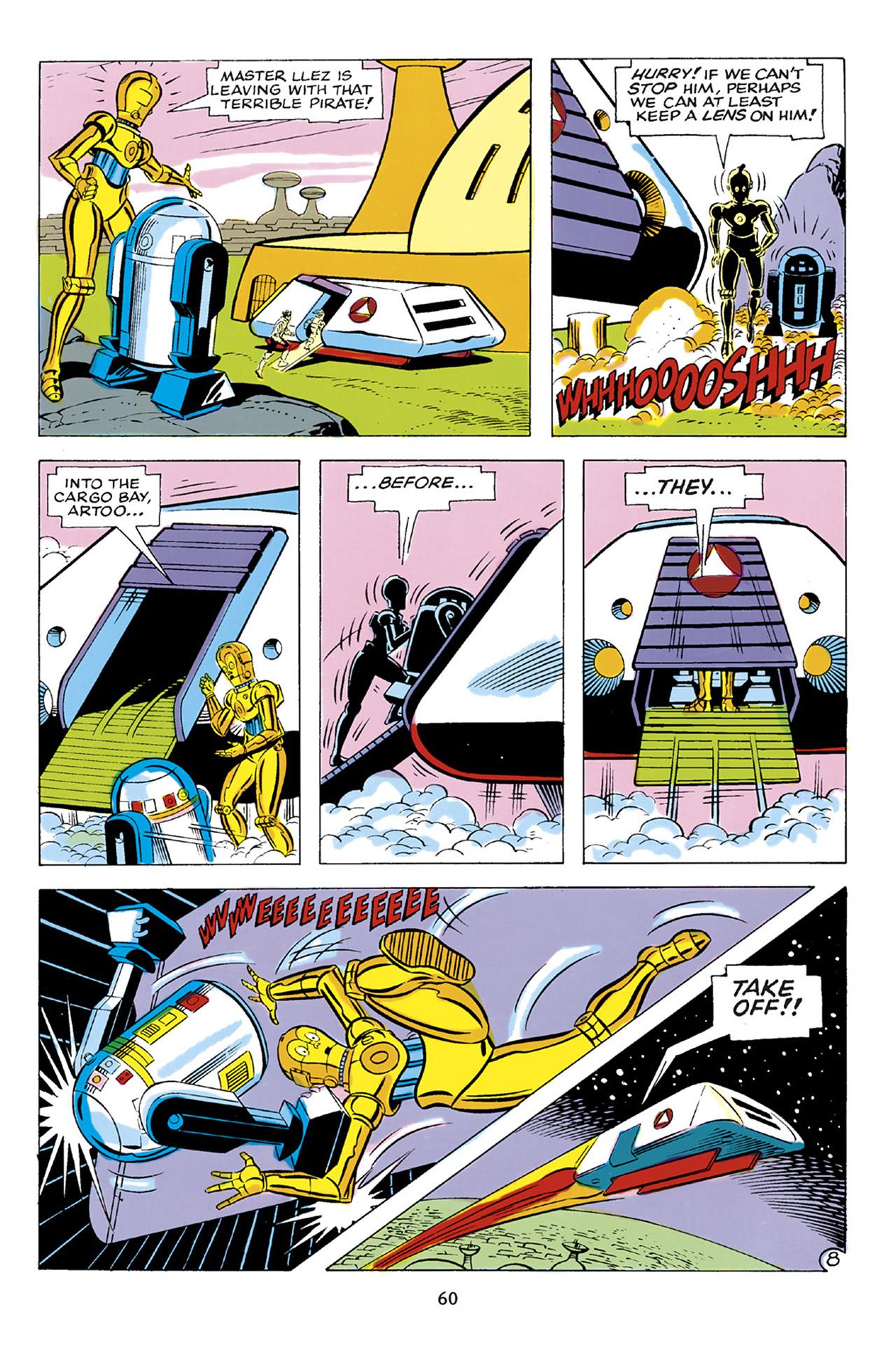 Read online Star Wars Omnibus comic -  Issue # Vol. 23 - 60