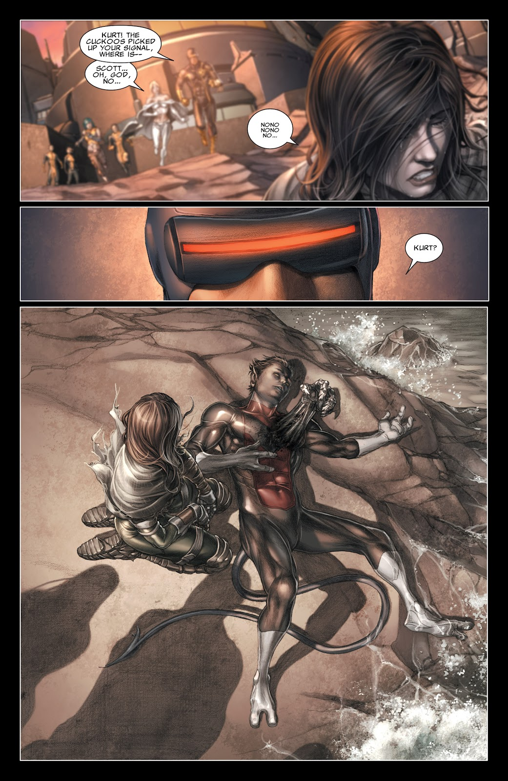 Read online X-Men: Second Coming comic -  Issue # _TPB (Part 2) - 34