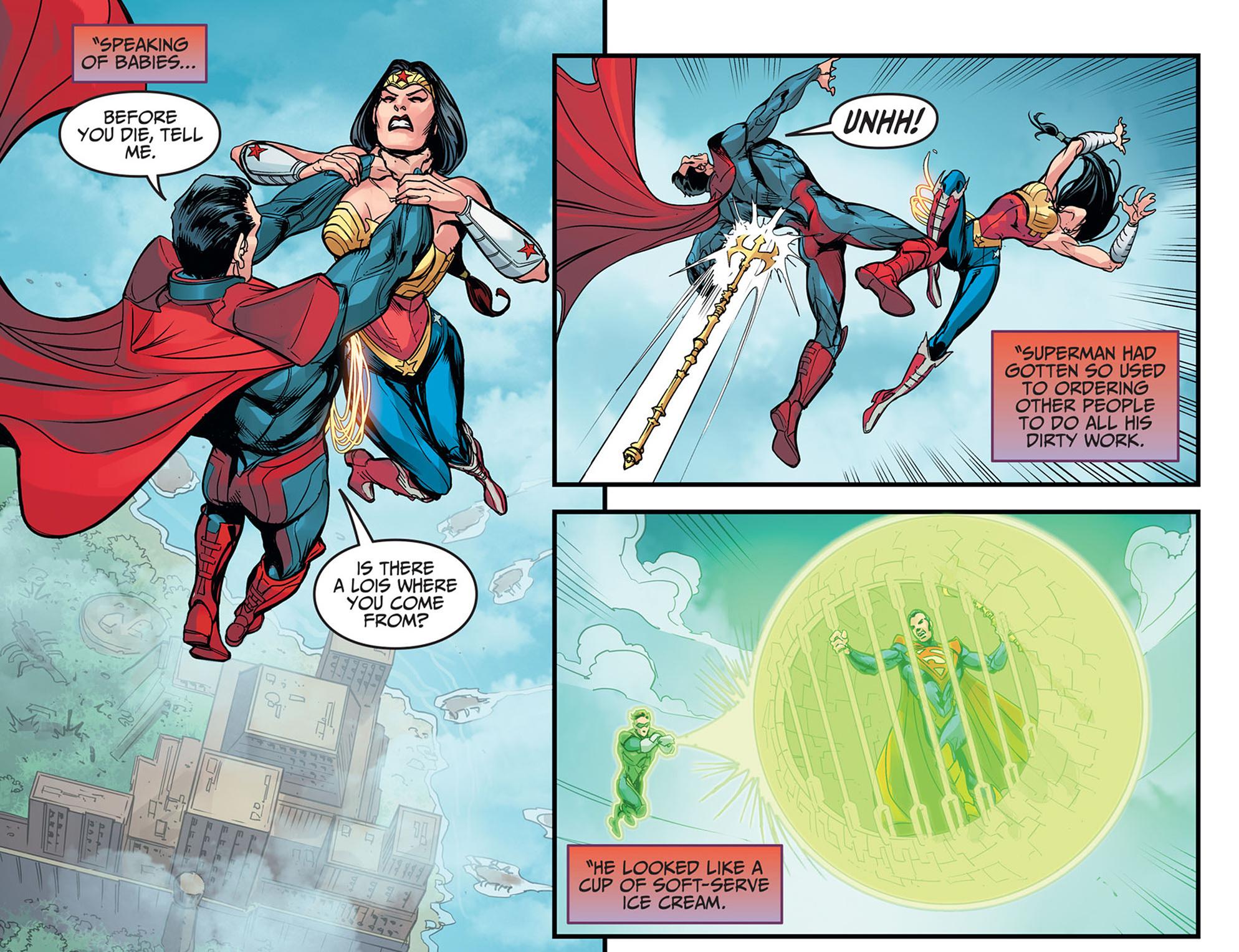 Read online Injustice: Ground Zero comic -  Issue #16 - 18