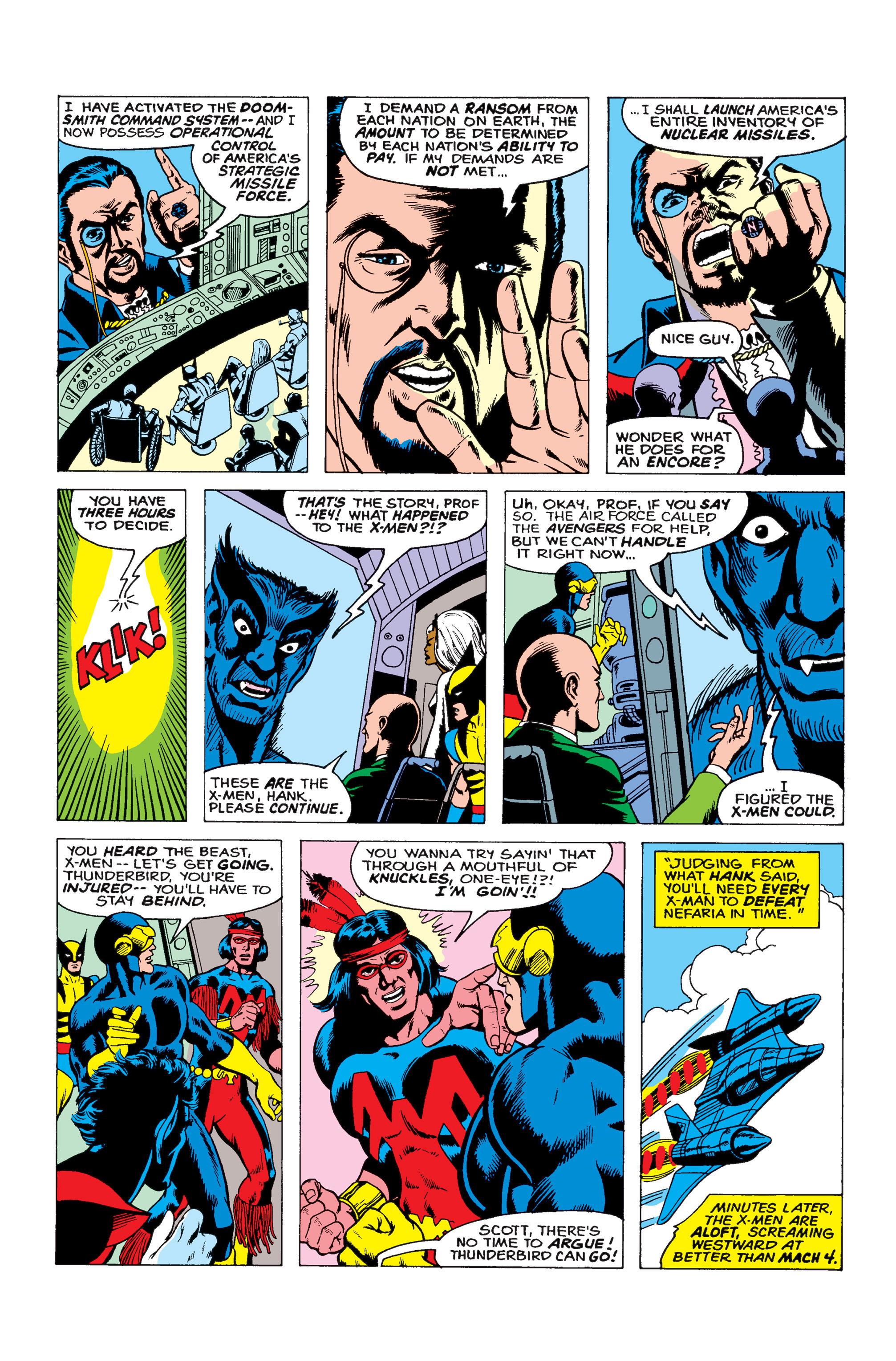 Uncanny X-Men (1963) 94 Page 14