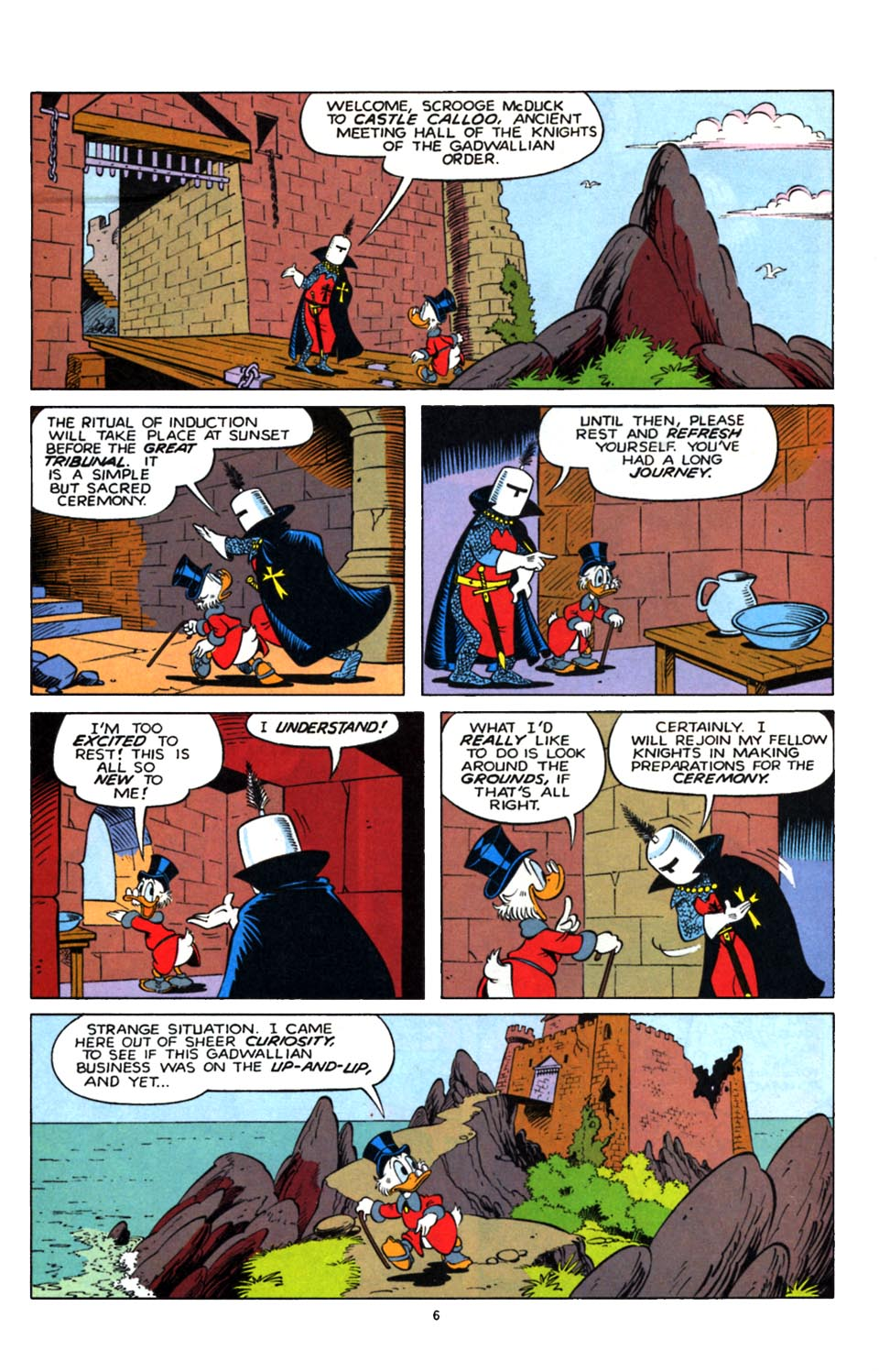 Read online Uncle Scrooge (1953) comic -  Issue #247 - 22