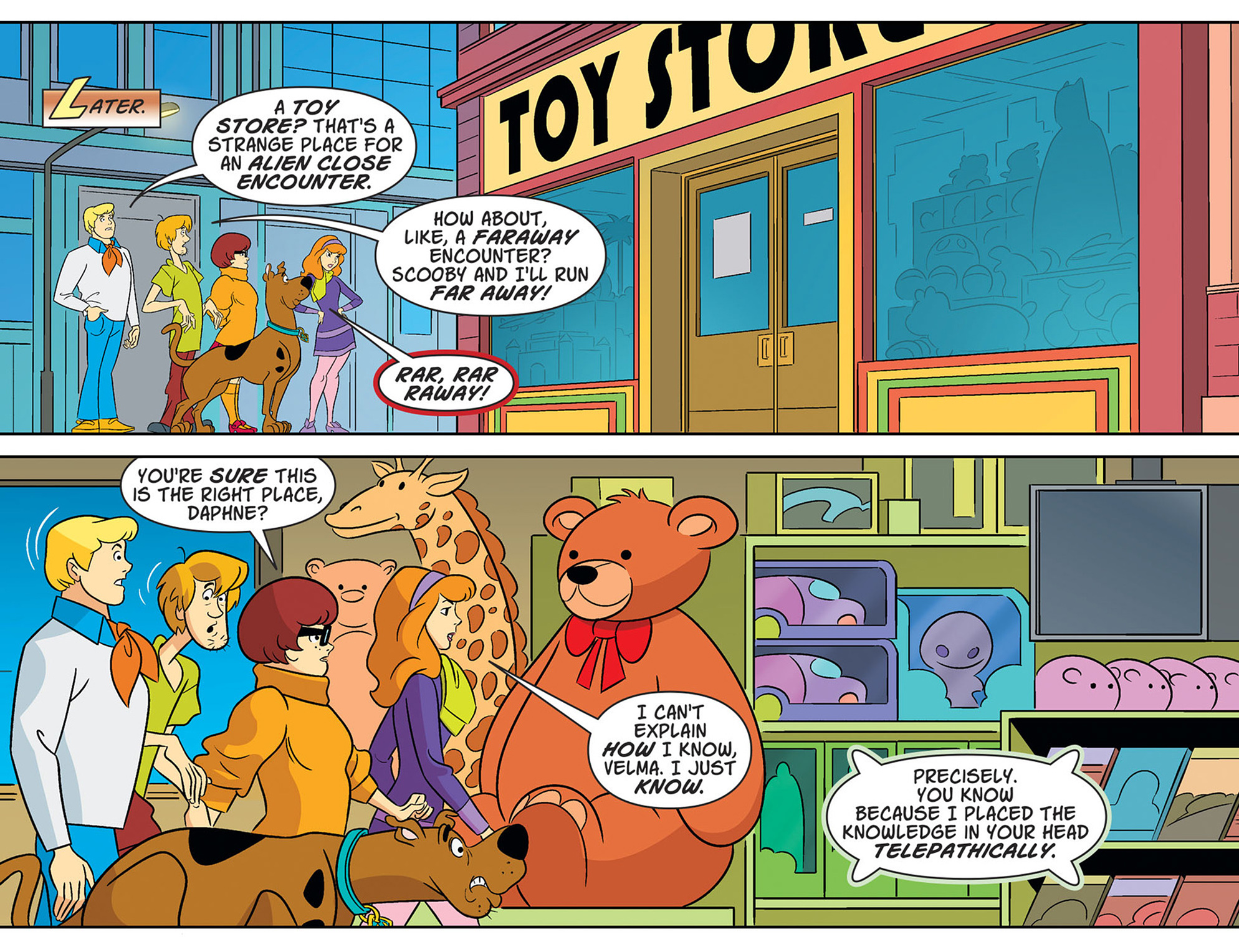 Read online Scooby-Doo! Team-Up comic -  Issue #47 - 12
