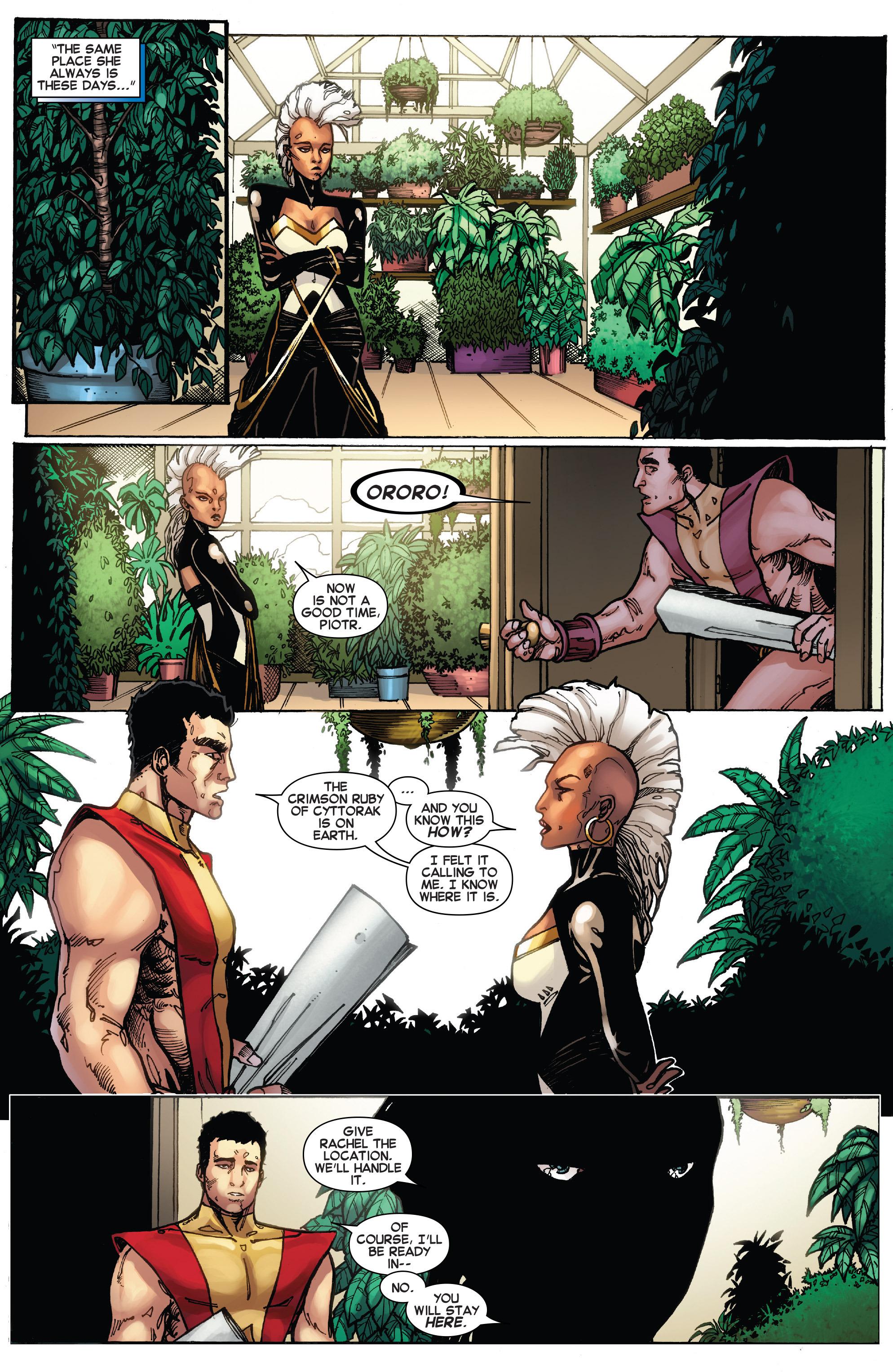 Read online Amazing X-Men (2014) comic -  Issue #15 - 12