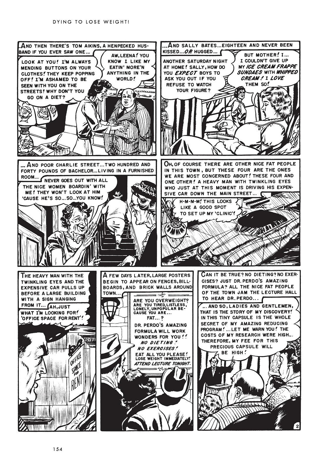 Read online Doctor of Horror and Other Stories comic -  Issue # TPB (Part 2) - 70