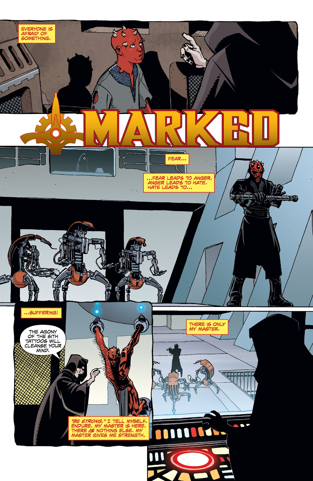 Read online Star Wars Legends: Rise of the Sith - Epic Collection comic -  Issue # TPB 1 (Part 4) - 55