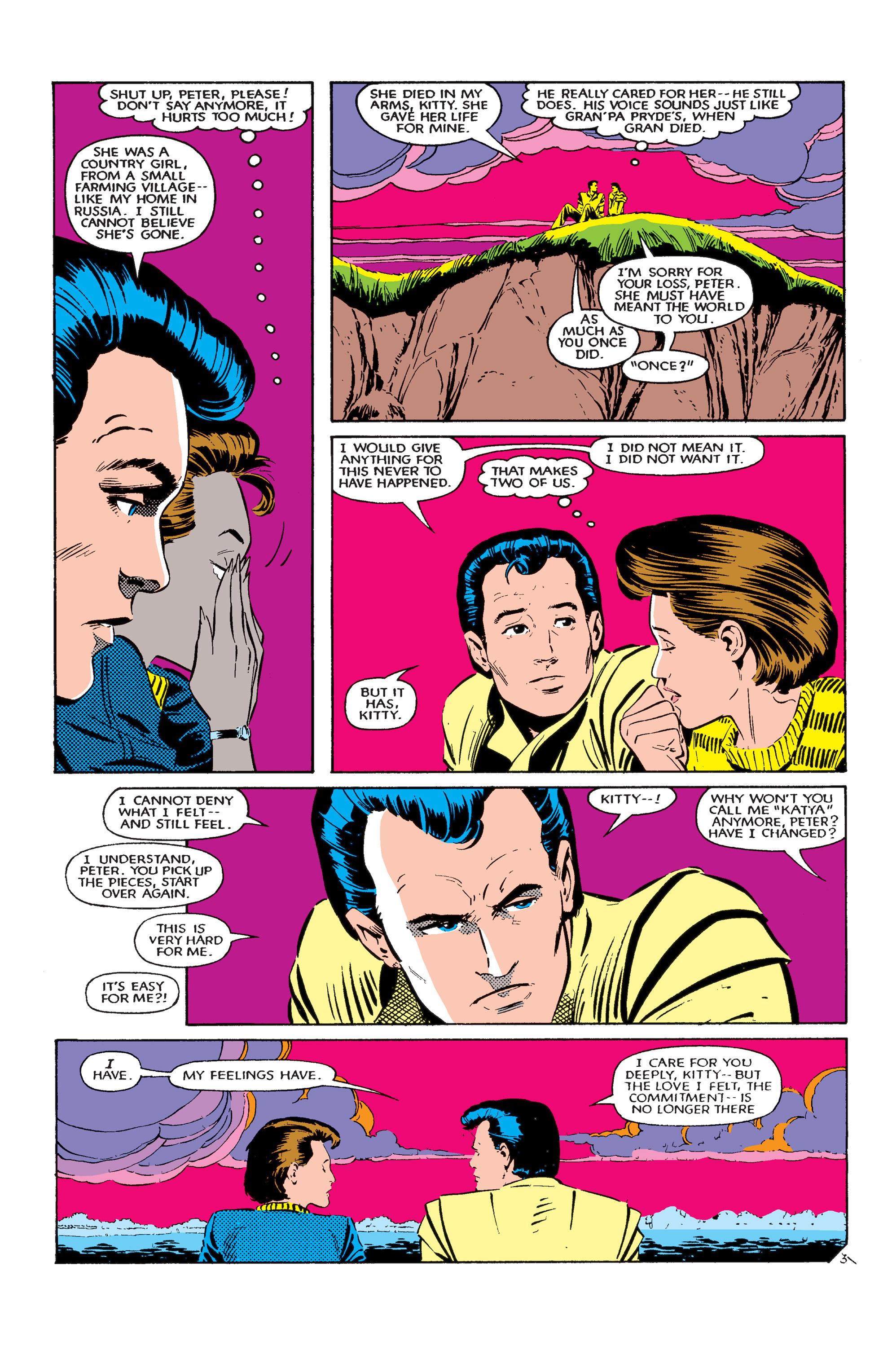 Read online Uncanny X-Men (1963) comic -  Issue #183 - 4