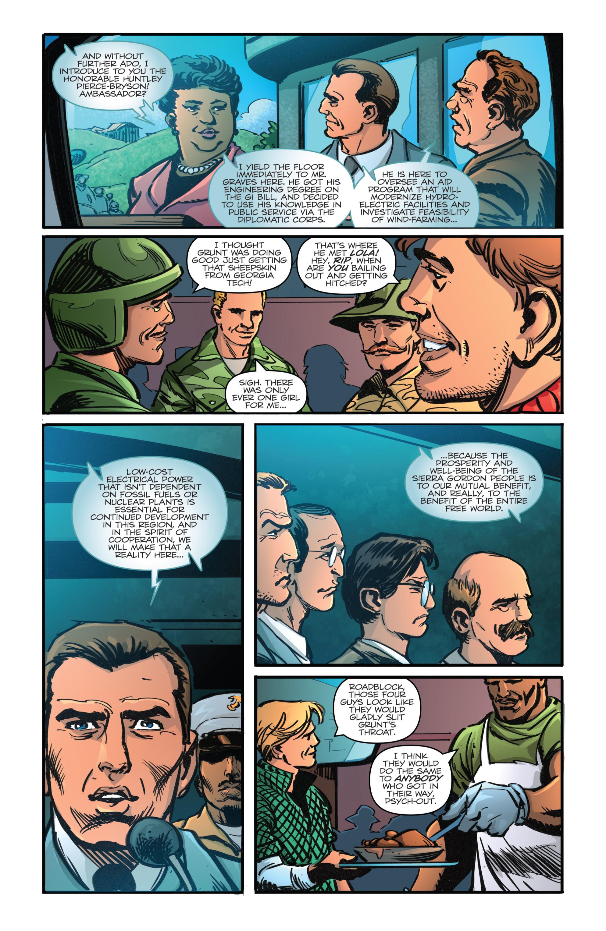 G.I. Joe: A Real American Hero 193 Page 11