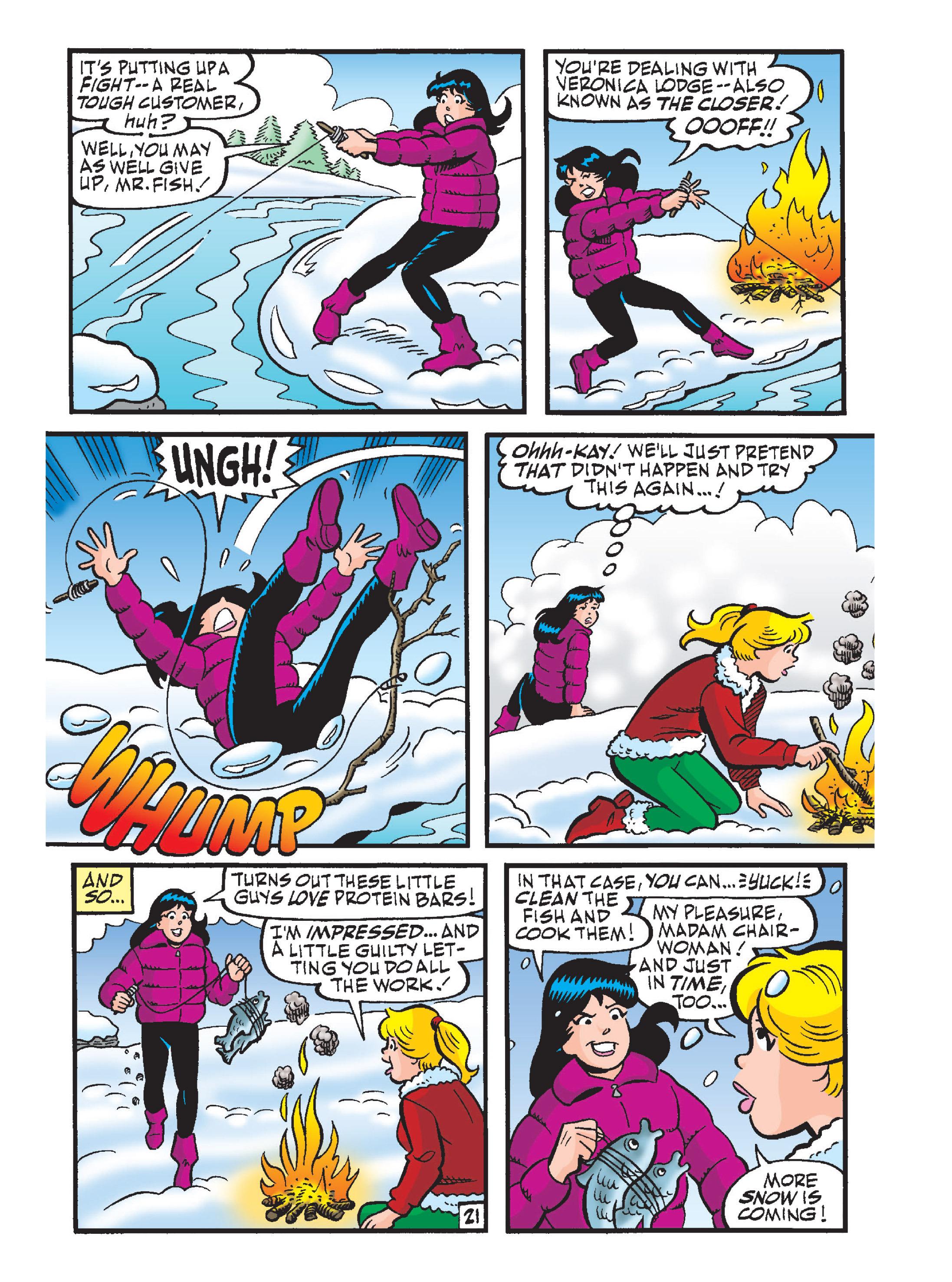 Read online Archie 1000 Page Comics Blowout! comic -  Issue # TPB (Part 1) - 190