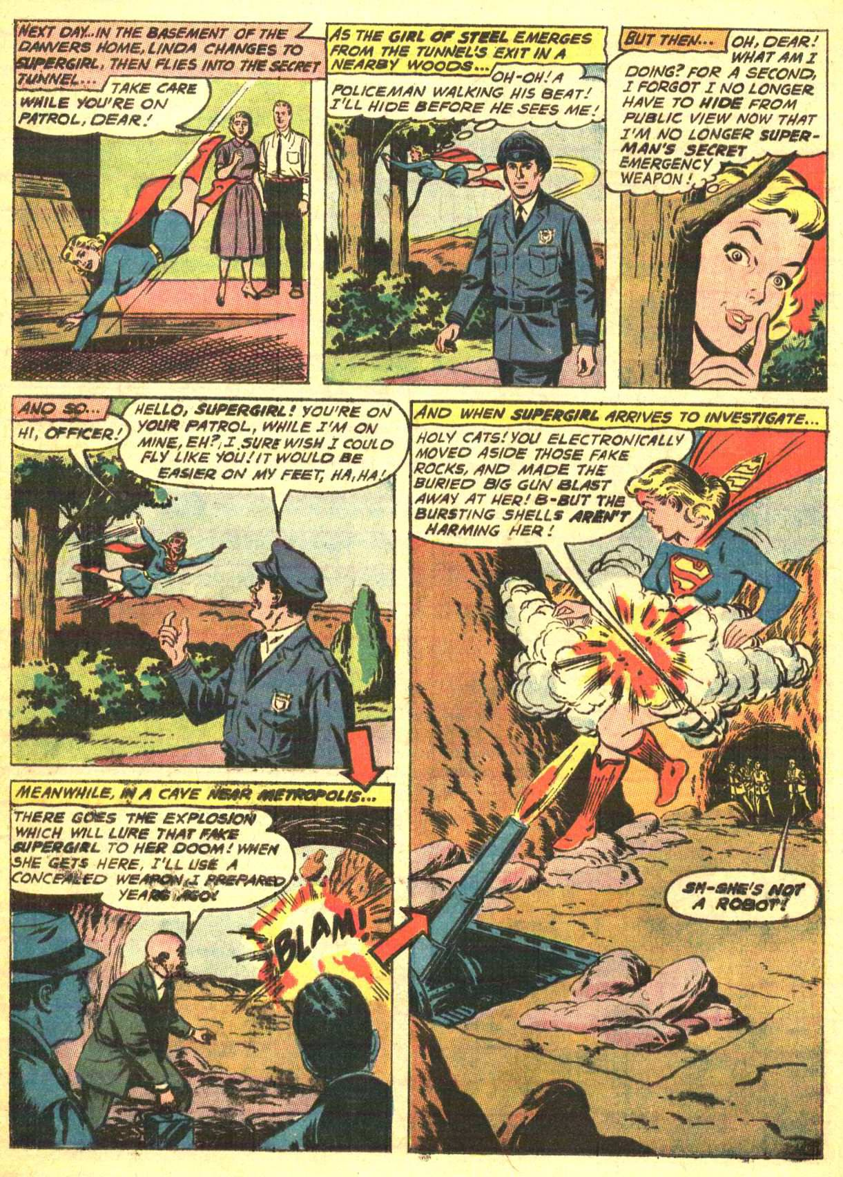 Action Comics (1938) 355 Page 20