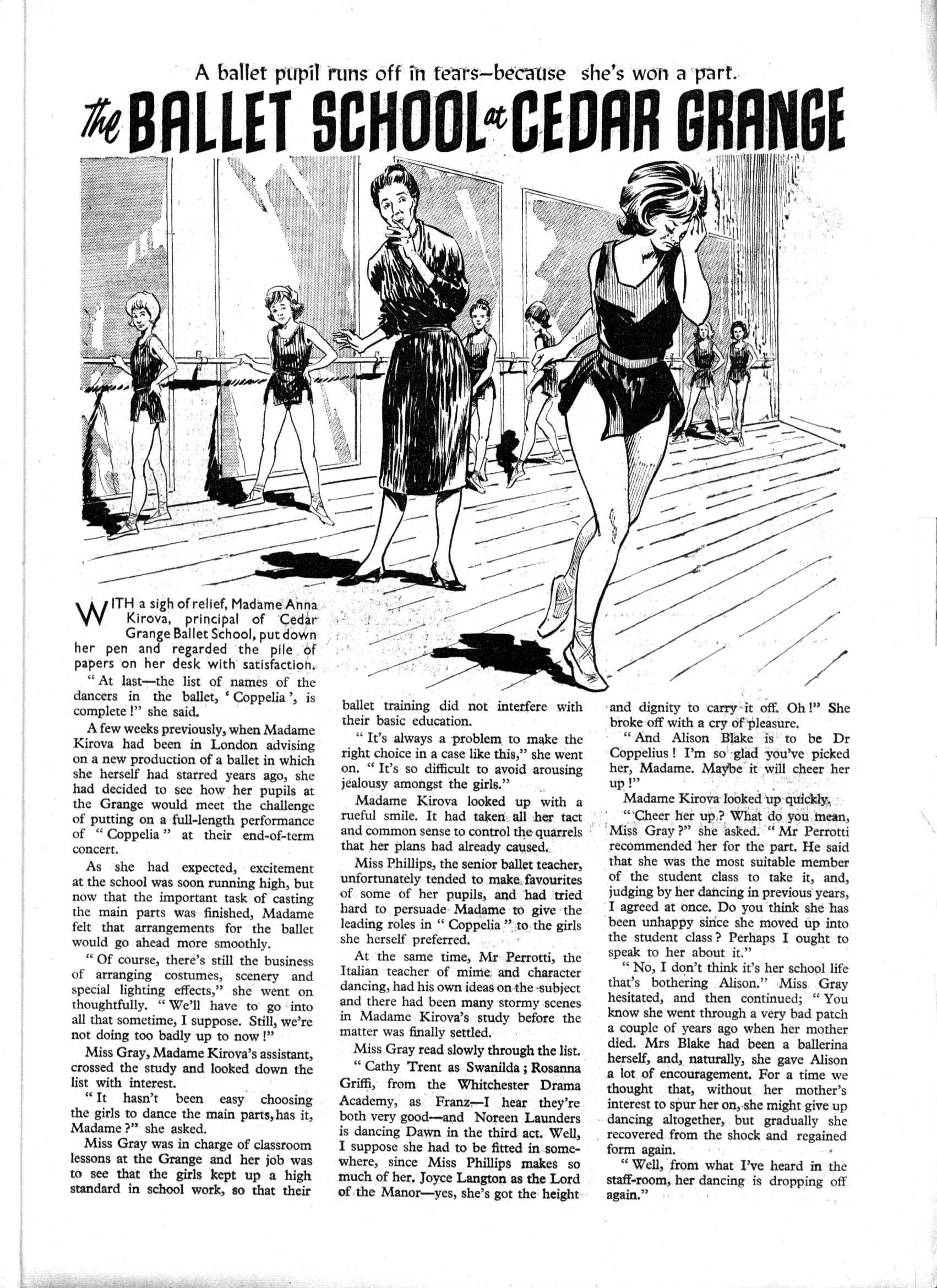 Read online Judy comic -  Issue #168 - 9