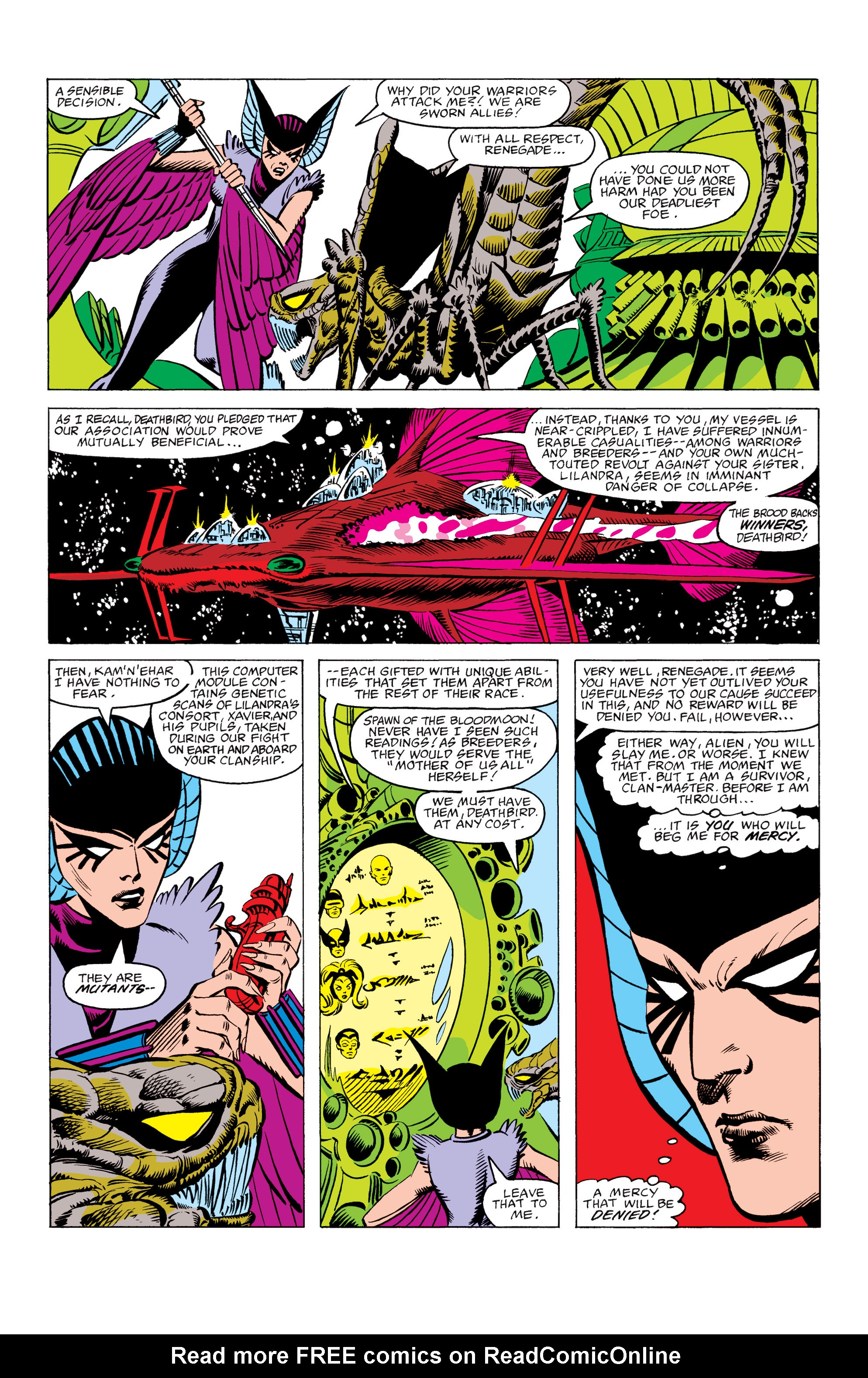 Read online Uncanny X-Men (1963) comic -  Issue #157 - 10
