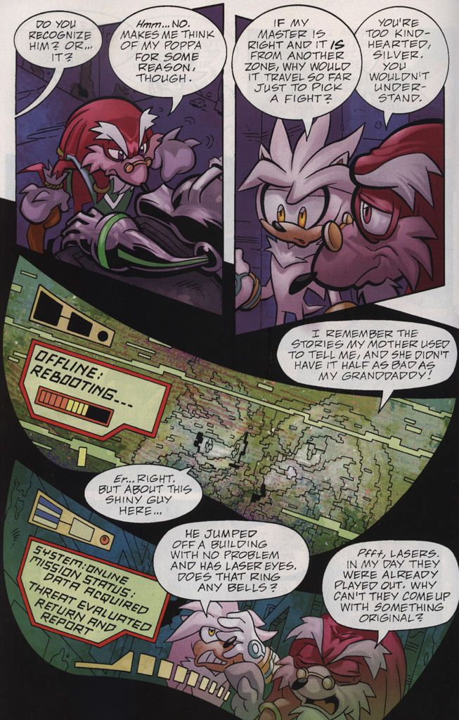 Read online Sonic Universe comic -  Issue #25 - 18