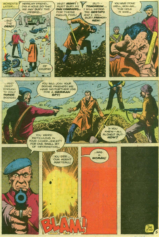 Read online Sgt. Rock comic -  Issue #335 - 32