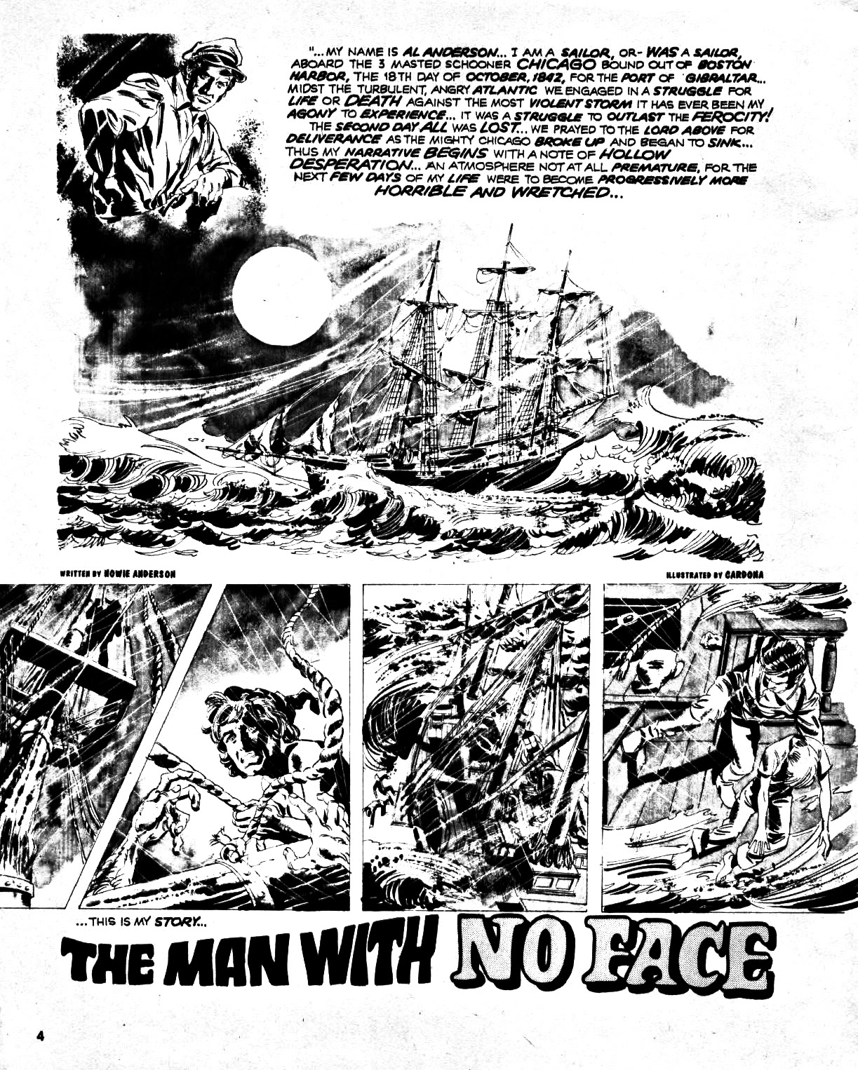 Scream (1973) issue 7 - Page 4