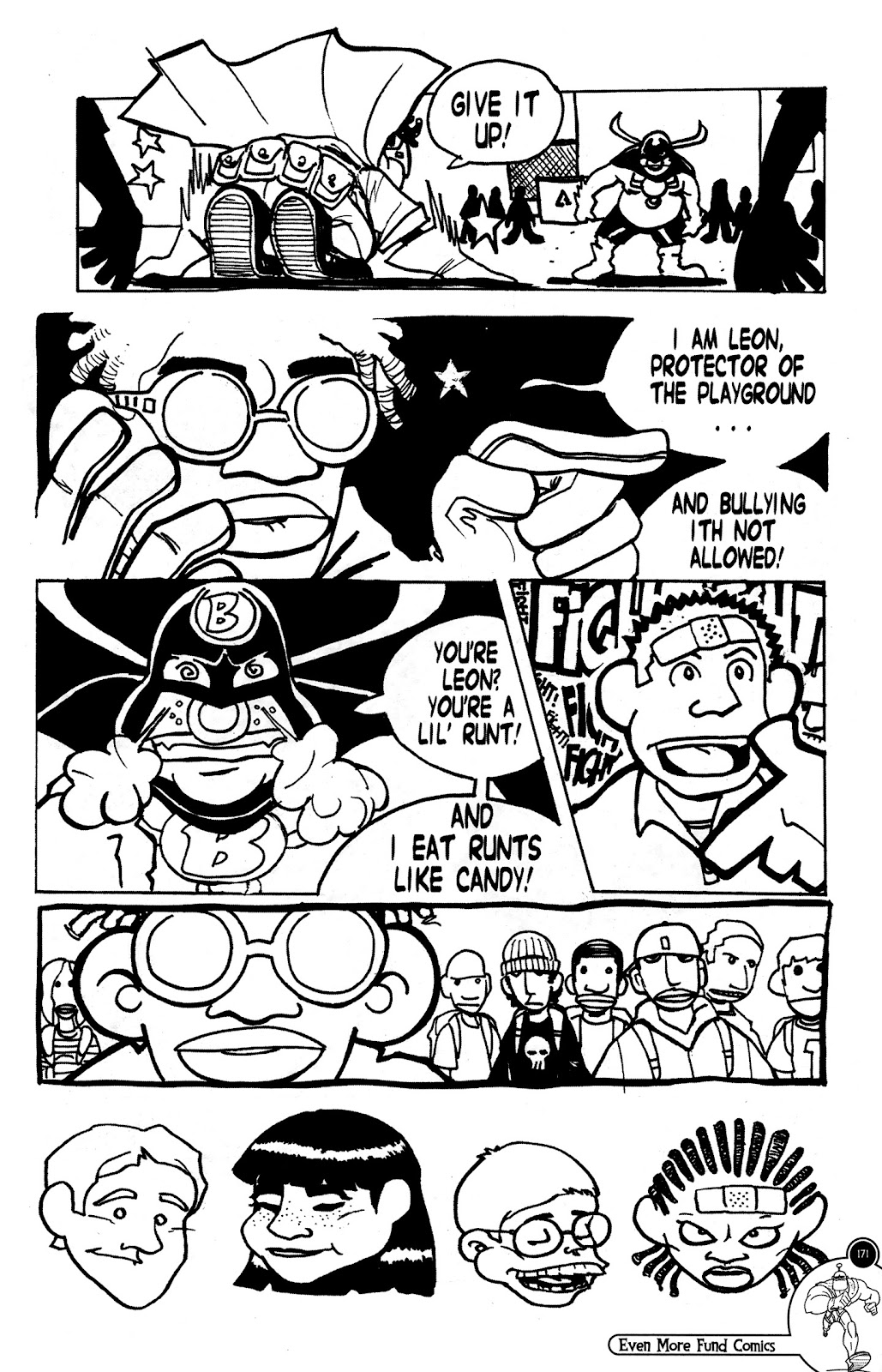 Read online Even More Fund Comics comic -  Issue # TPB (Part 2) - 74