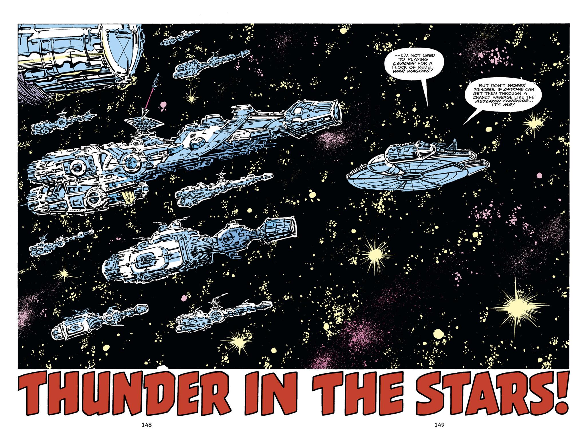 Read online Star Wars Omnibus comic -  Issue # Vol. 14 - 148
