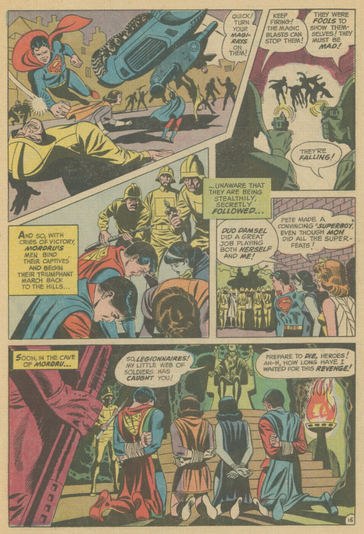 Read online Adventure Comics (1938) comic -  Issue #370 - 19
