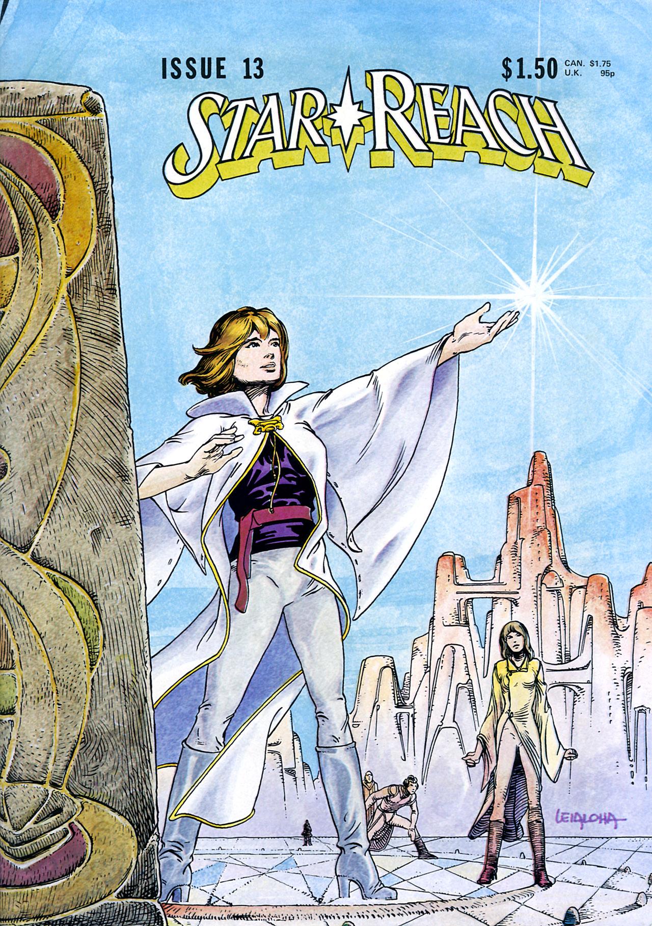 Read online Star*Reach comic -  Issue #13 - 1