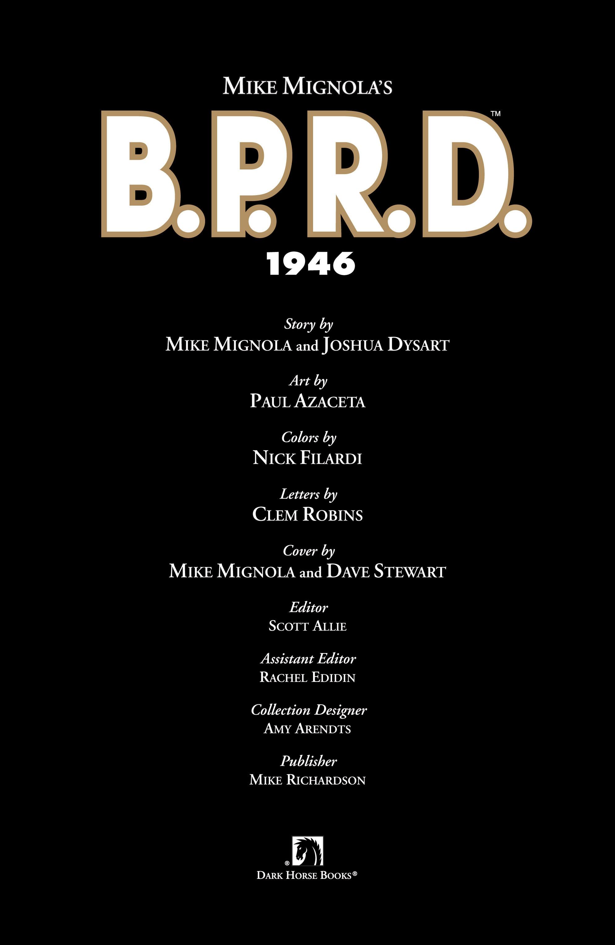 Read online B.P.R.D. (2003) comic -  Issue # TPB 9 - 5