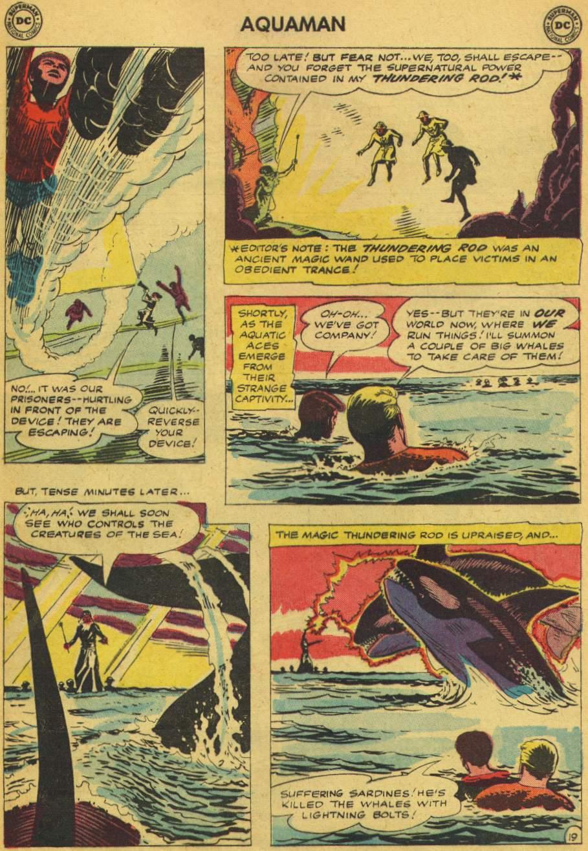 Read online Aquaman (1962) comic -  Issue #5 - 25
