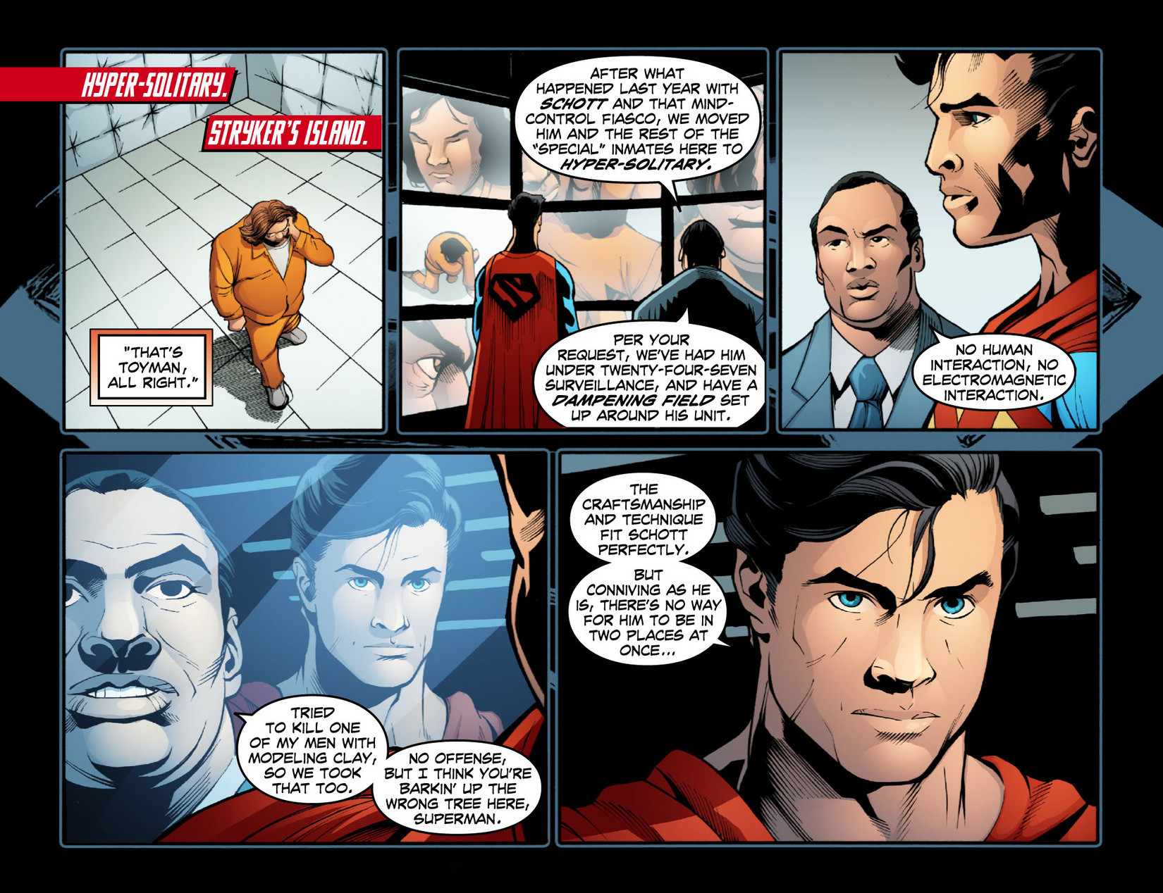 Read online Smallville: Season 11 comic -  Issue #15 - 15