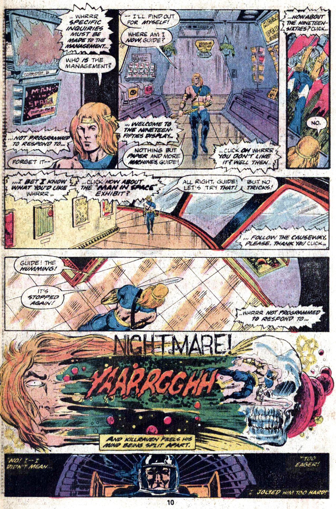 Read online Amazing Adventures (1970) comic -  Issue #38 - 12