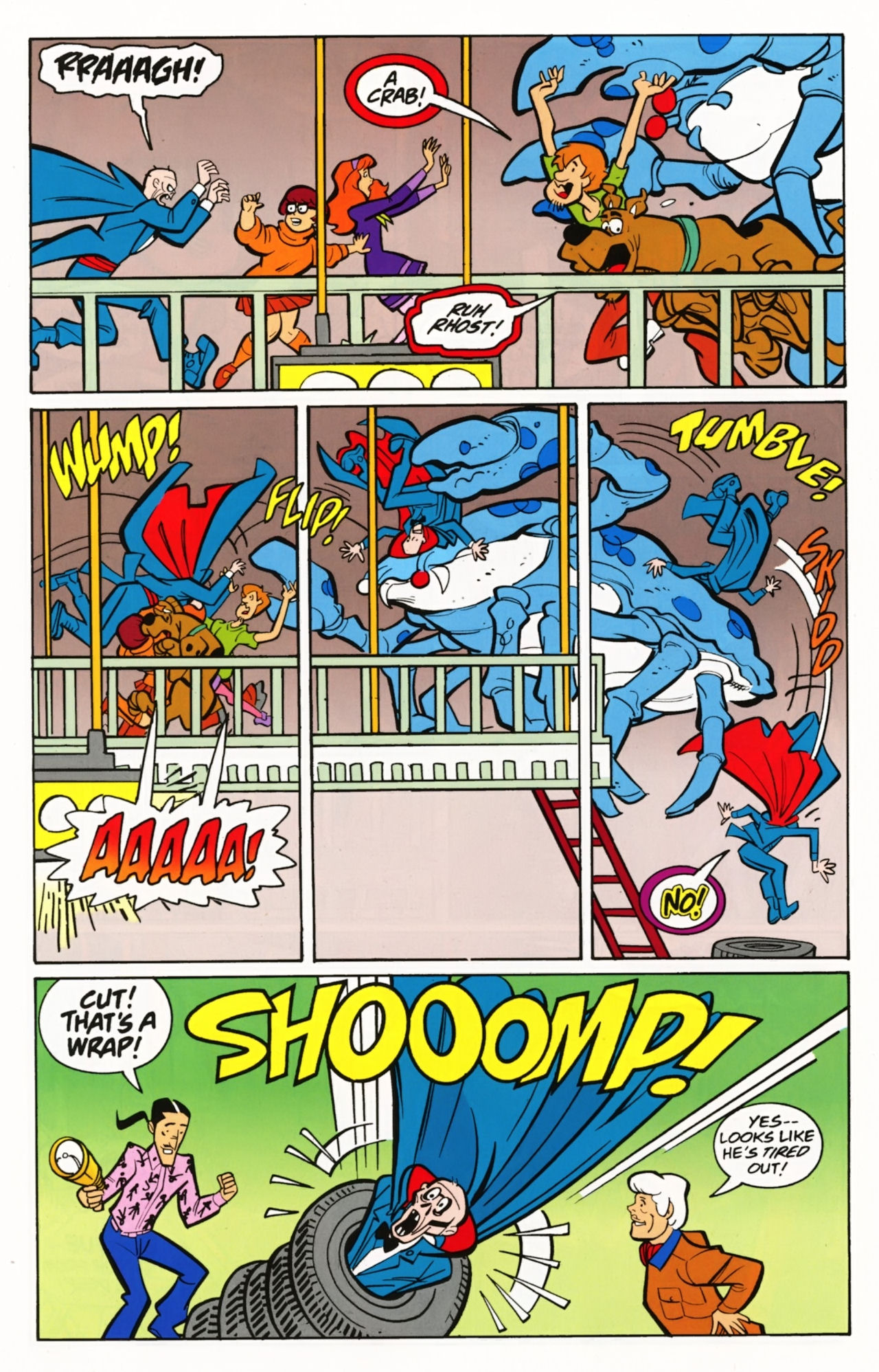 Read online Scooby-Doo: Where Are You? comic -  Issue #5 - 30