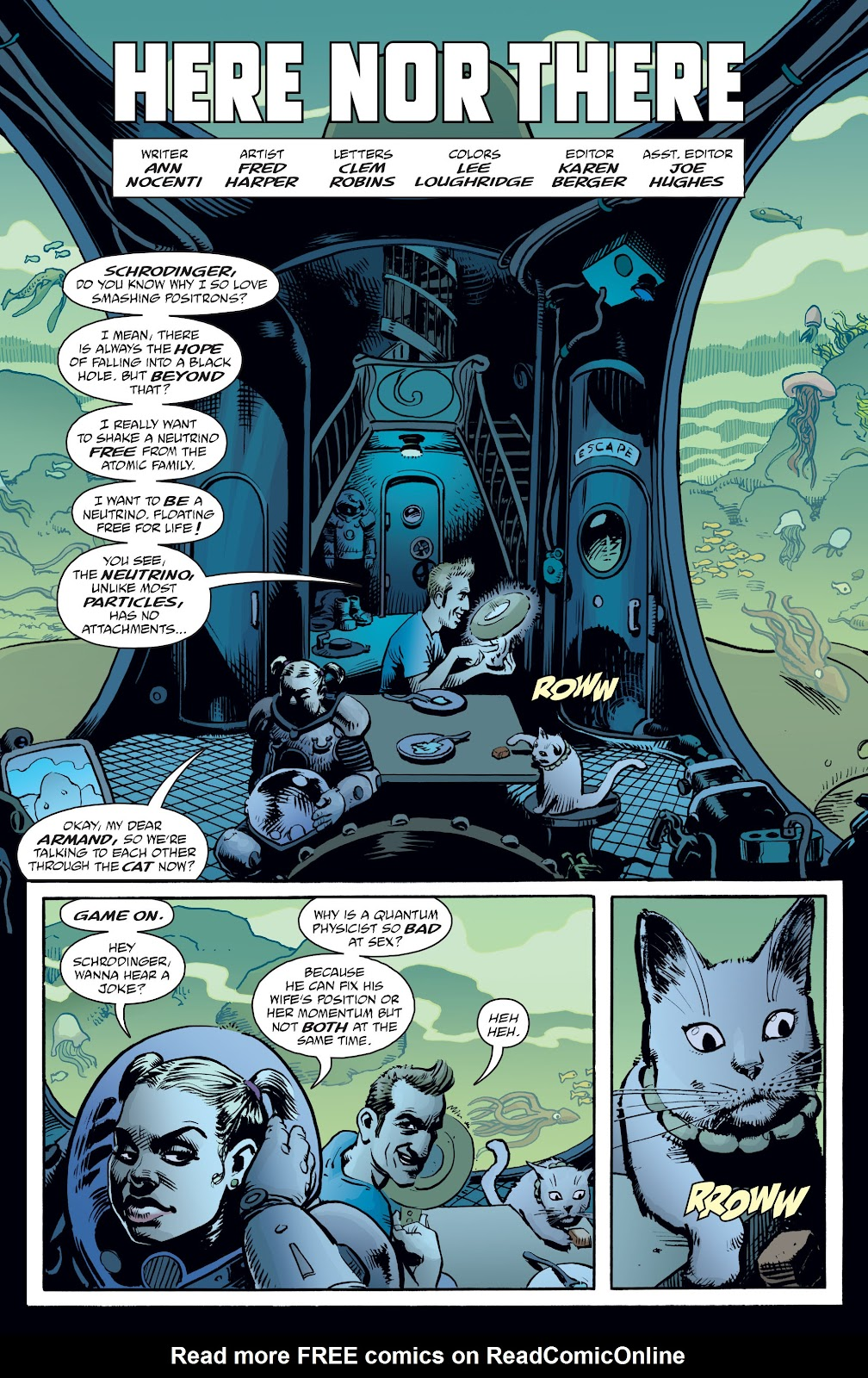 Read online Strange Adventures (2014) comic -  Issue # TPB (Part 2) - 6