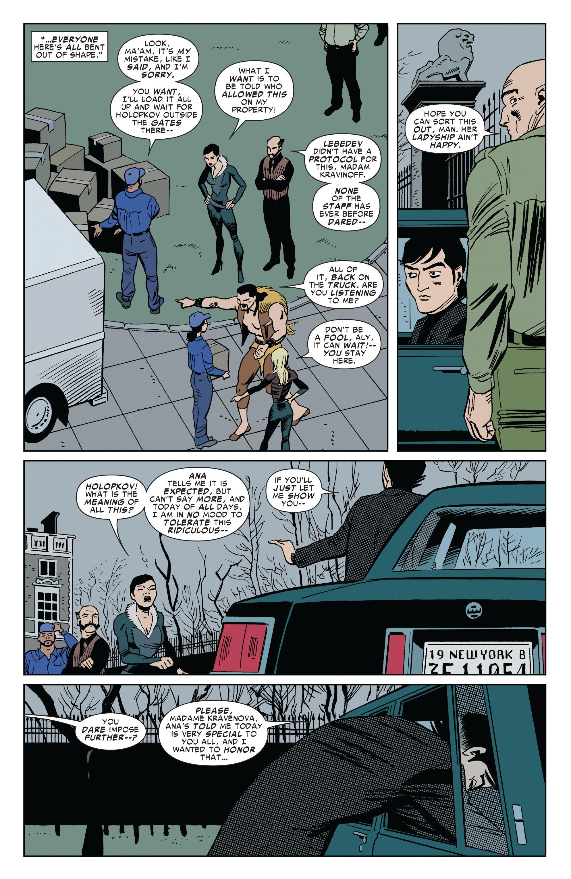 Read online Amazing Spider-Man Presents: Black Cat comic -  Issue #3 - 20