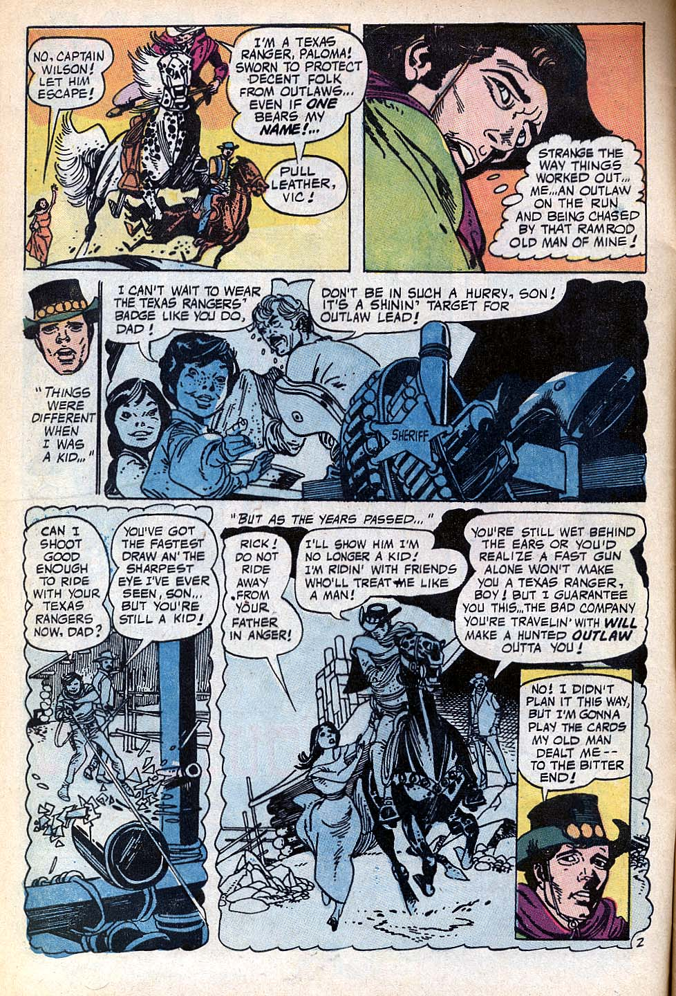 Read online All-Star Western (1970) comic -  Issue #3 - 3