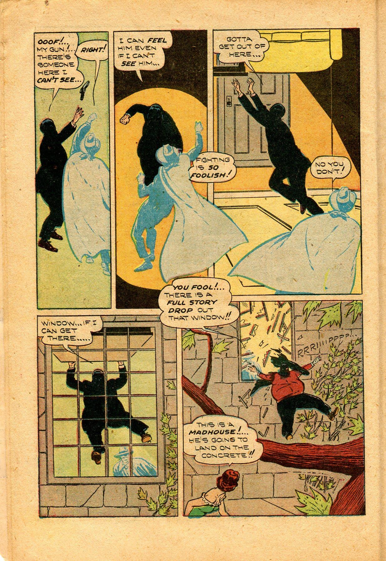 Read online Shadow Comics comic -  Issue #94 - 12
