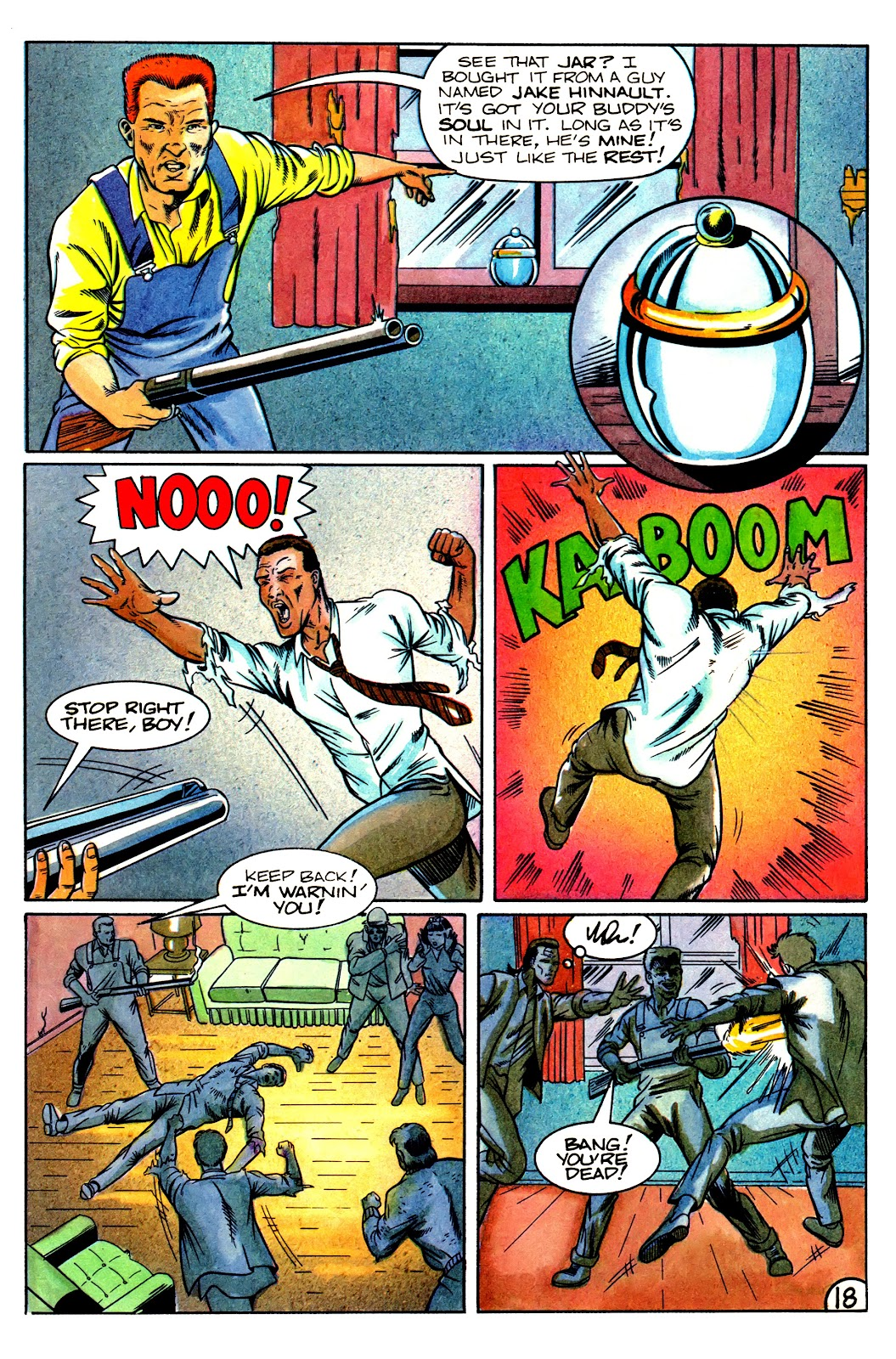 Fright Night issue 20 - Page 22