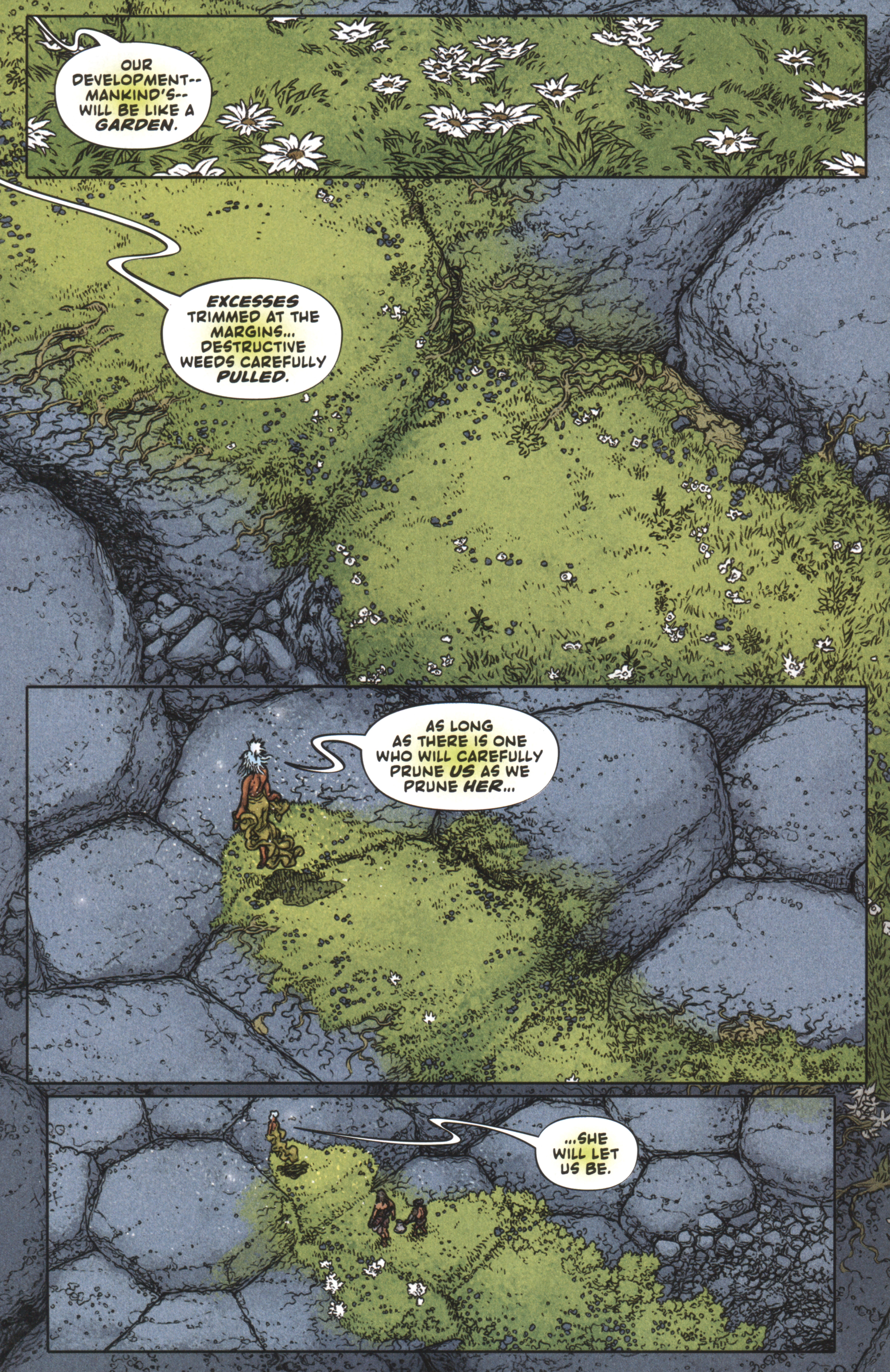 Read online Book of Death: Legends of the Geomancer comic -  Issue #3 - 12