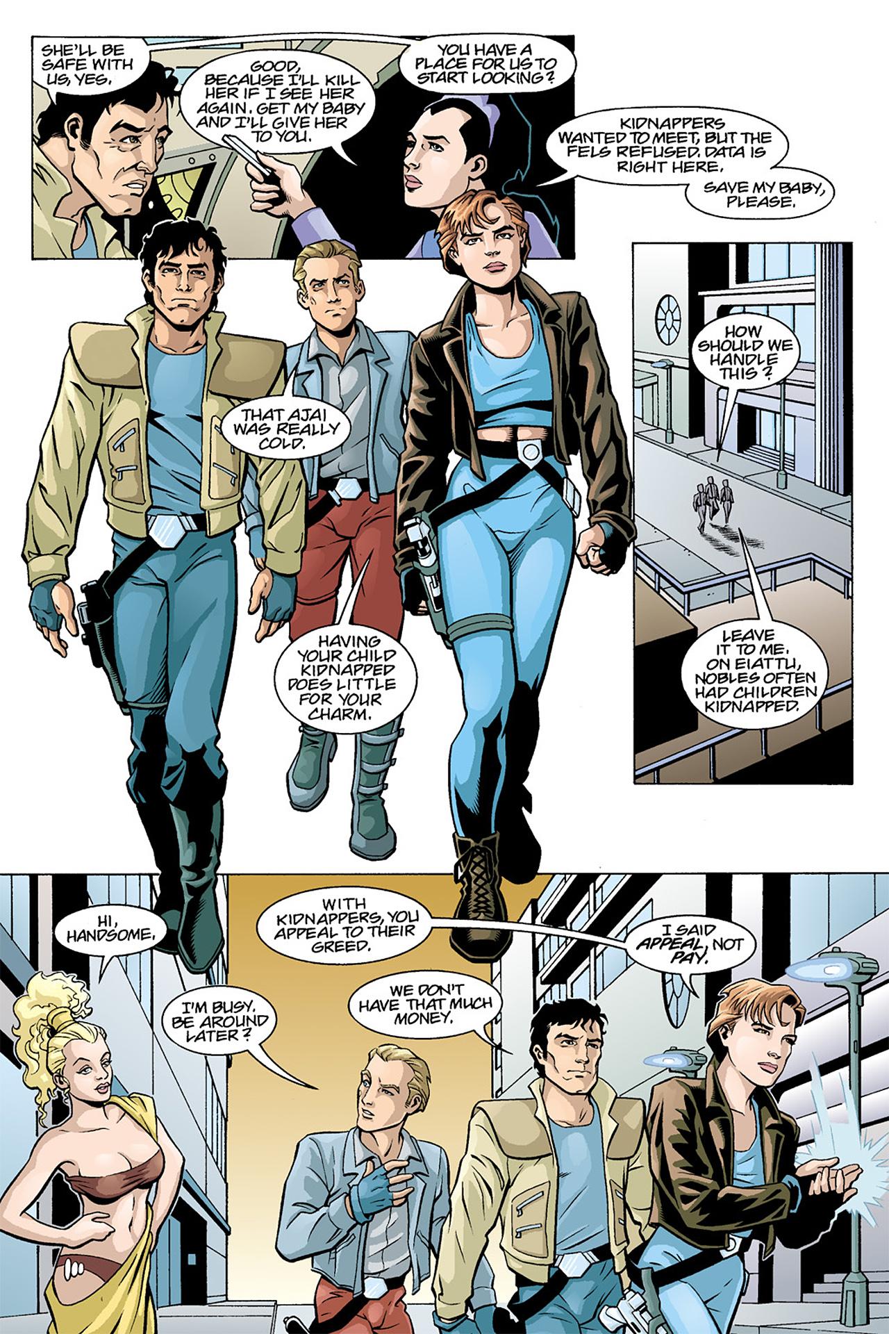 Read online Star Wars Omnibus comic -  Issue # Vol. 3 - 153