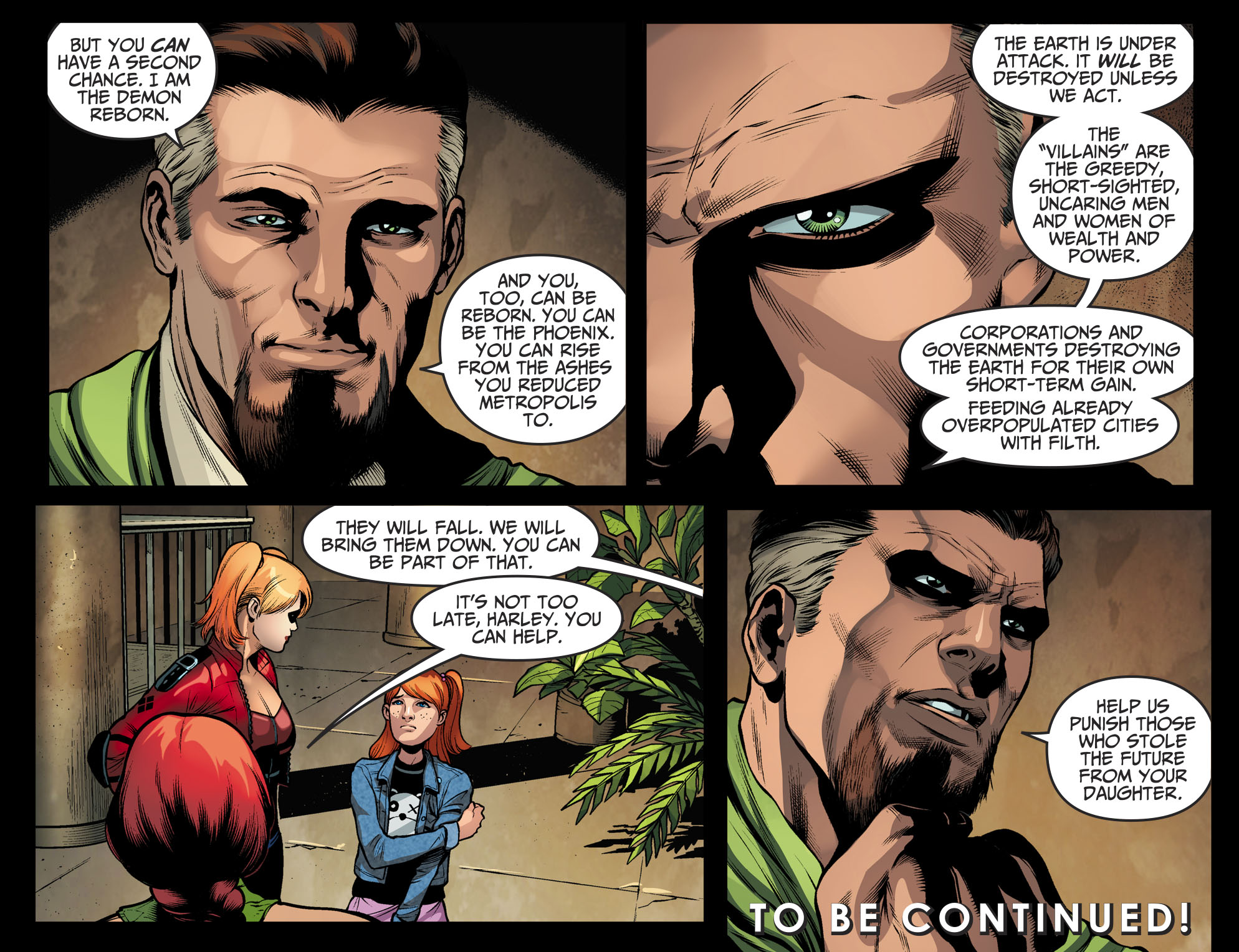 Read online Injustice 2 comic -  Issue #7 - 23